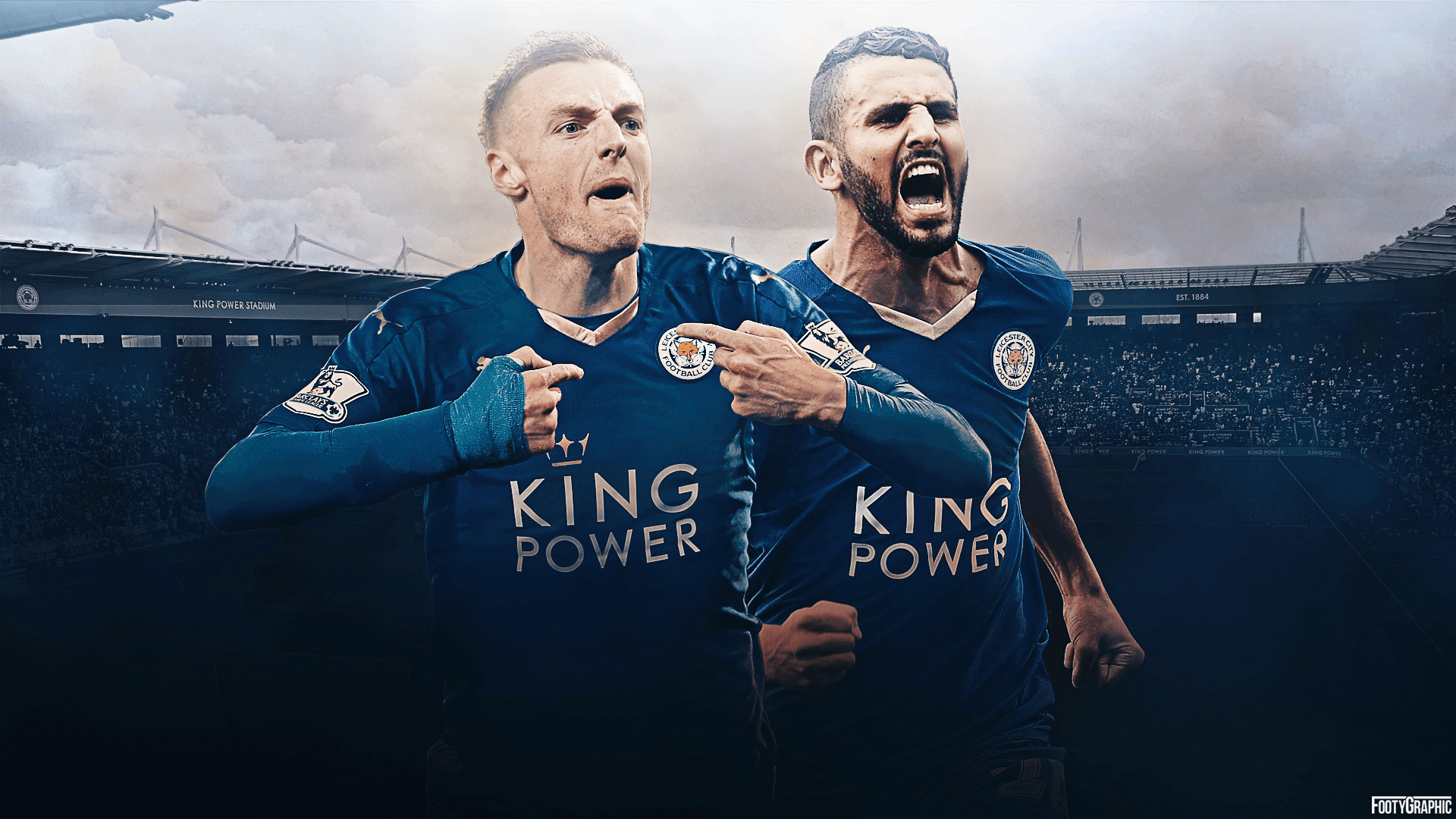 Leicester City FC Wallpapers ·①