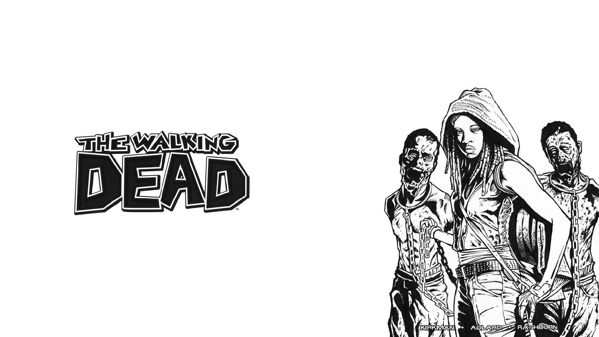 1920x1080 The Walking Dead Comics Wallpapers Download