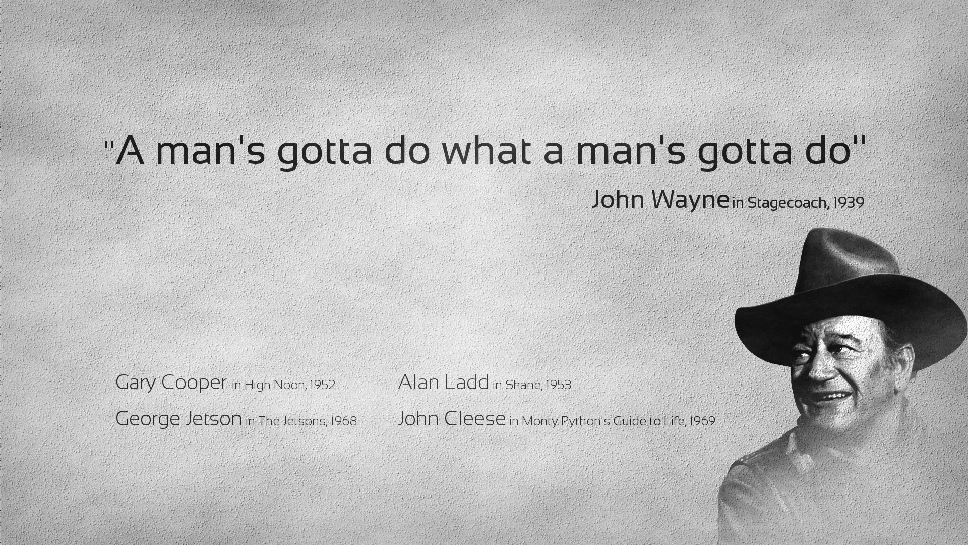 John Wayne Wallpapers ·① WallpaperTag