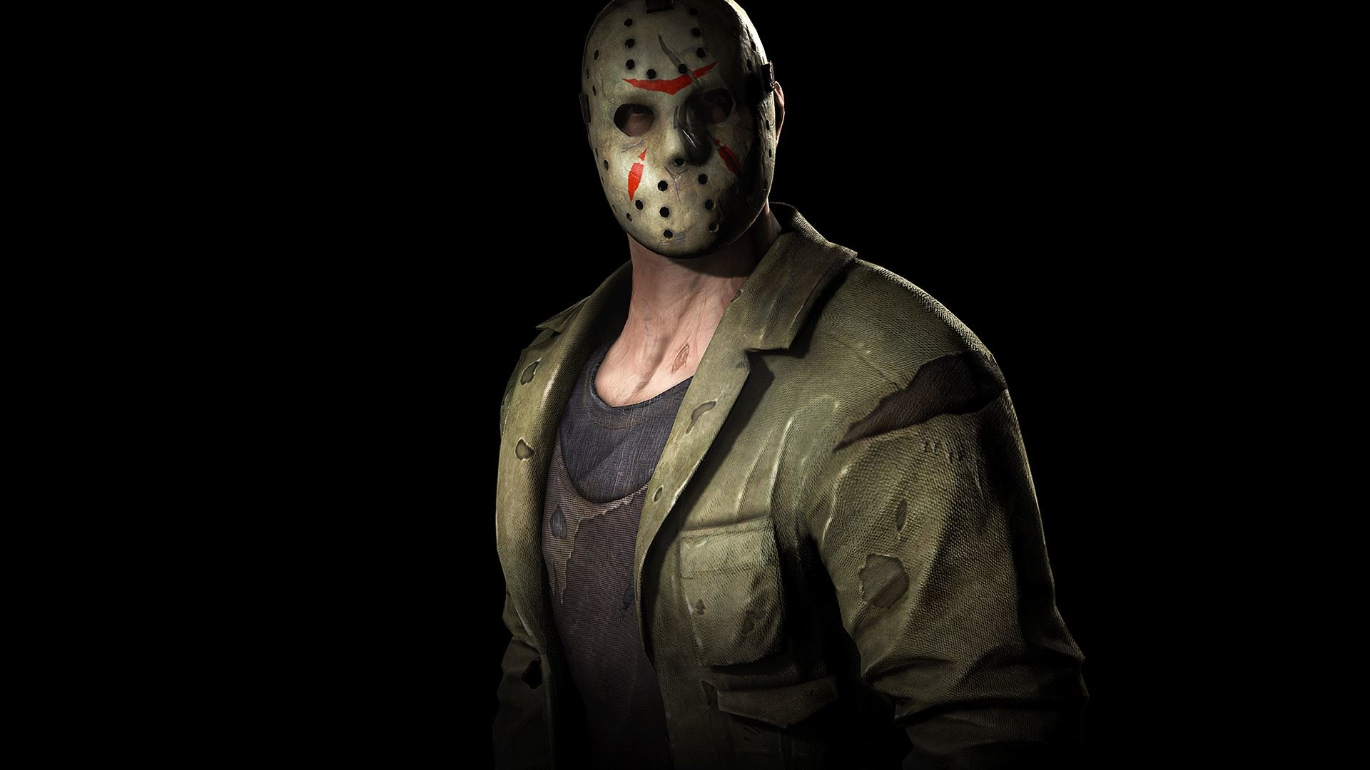 Jason Voorhees Friday The 13th Wallpapers Wallpapertag