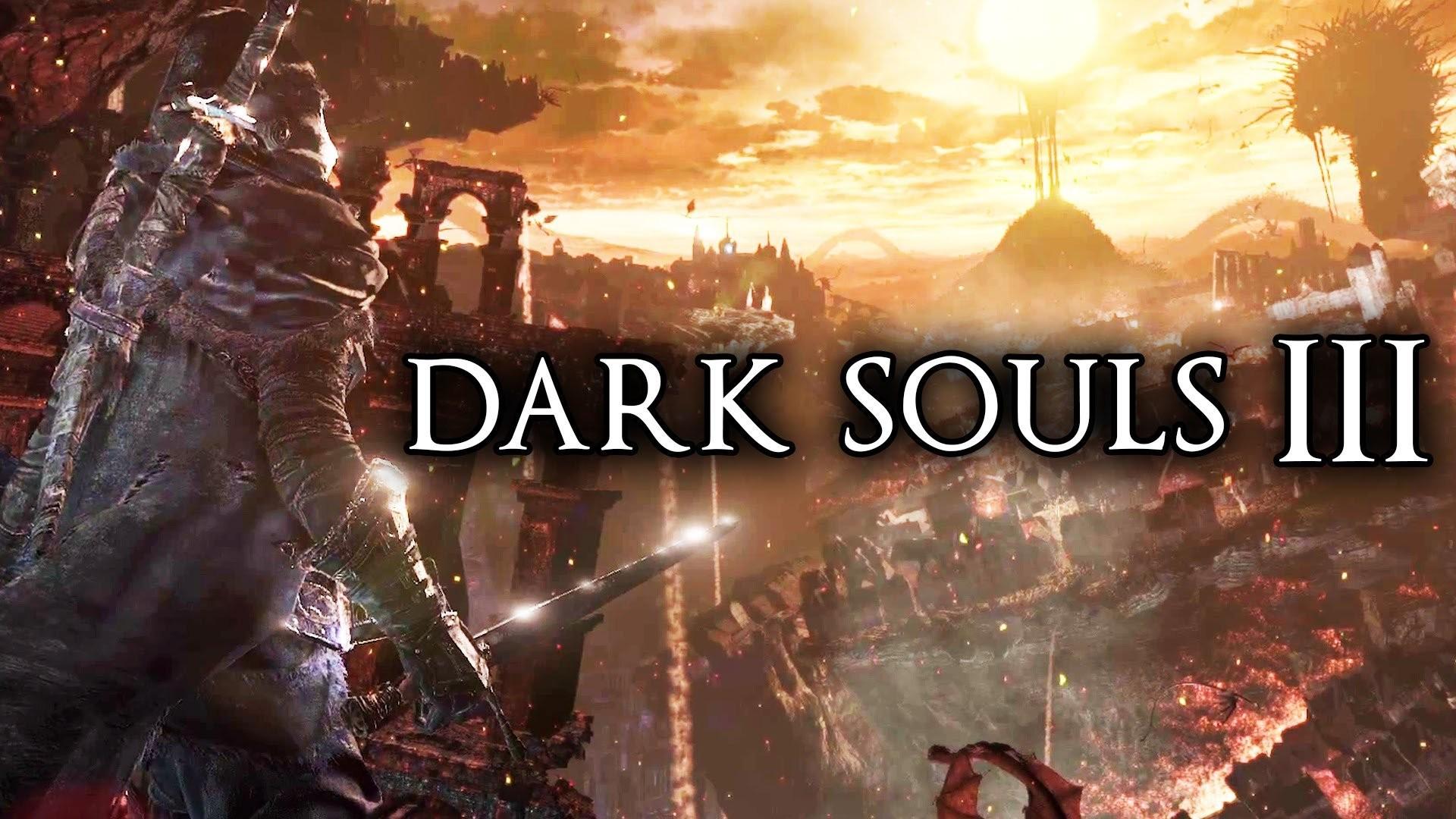 Dark Souls 3 Wallpaper 1920x1080 ·① Download Free Awesome