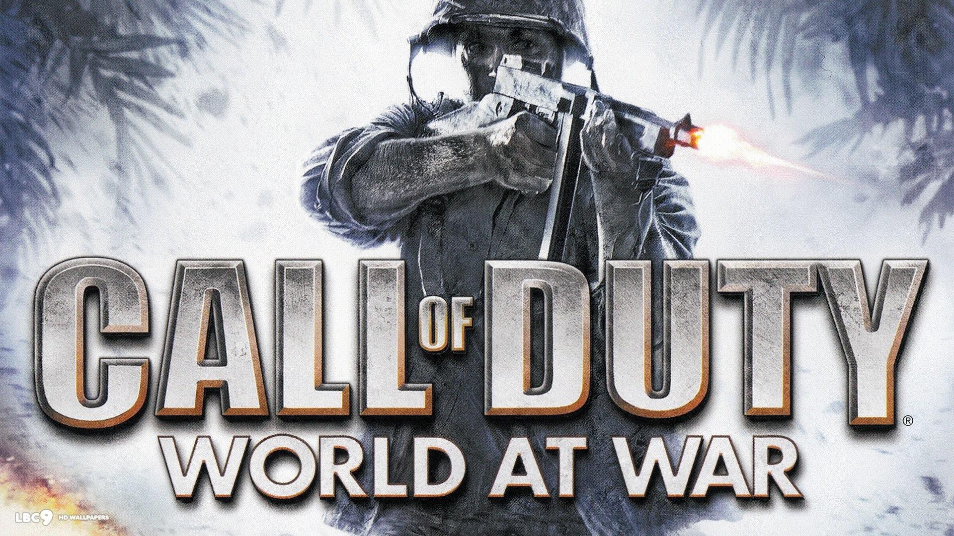 Call Of Duty World At War Wallpaper 1920x1080 Wallpapertag