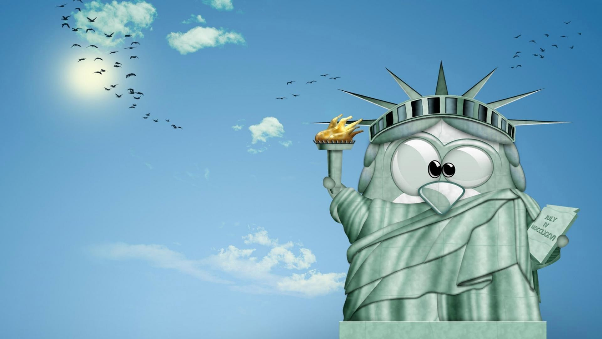 Funny 3D Cartoon Wallpaper ·① WallpaperTag