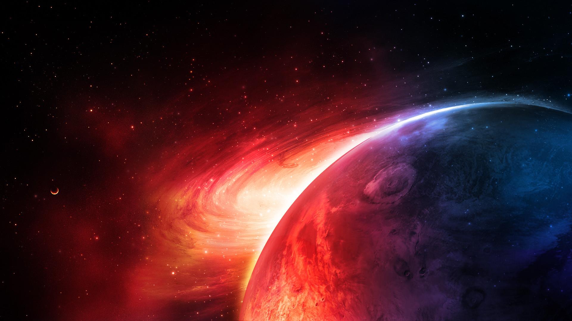 Outer Space Desktop Backgrounds ·① WallpaperTag