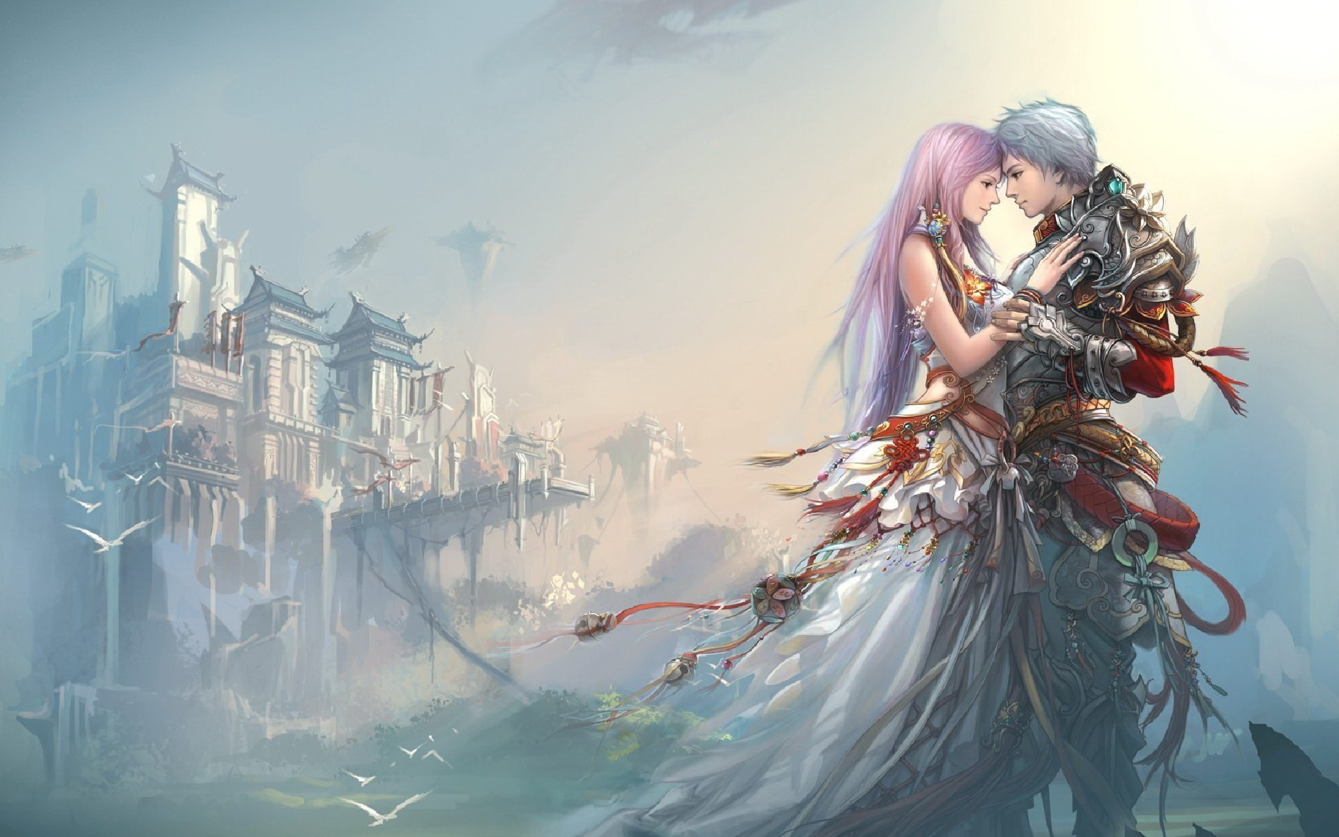 Anime Love Wallpapers 1