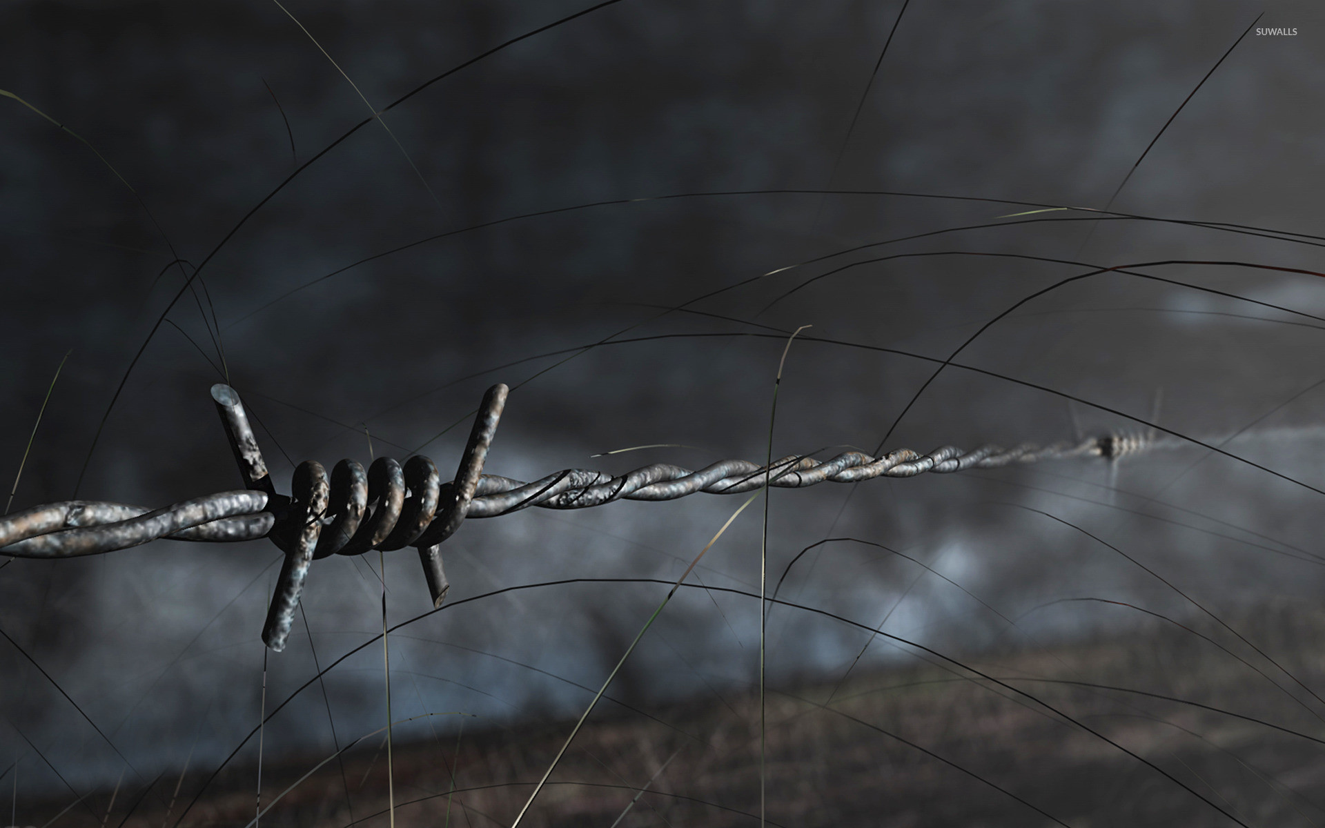 Barb Wire Wallpaper ·① WallpaperTag