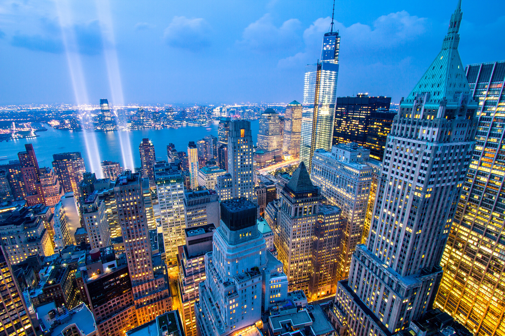new york city skyline wallpapers  u00b7 u2460 wallpapertag