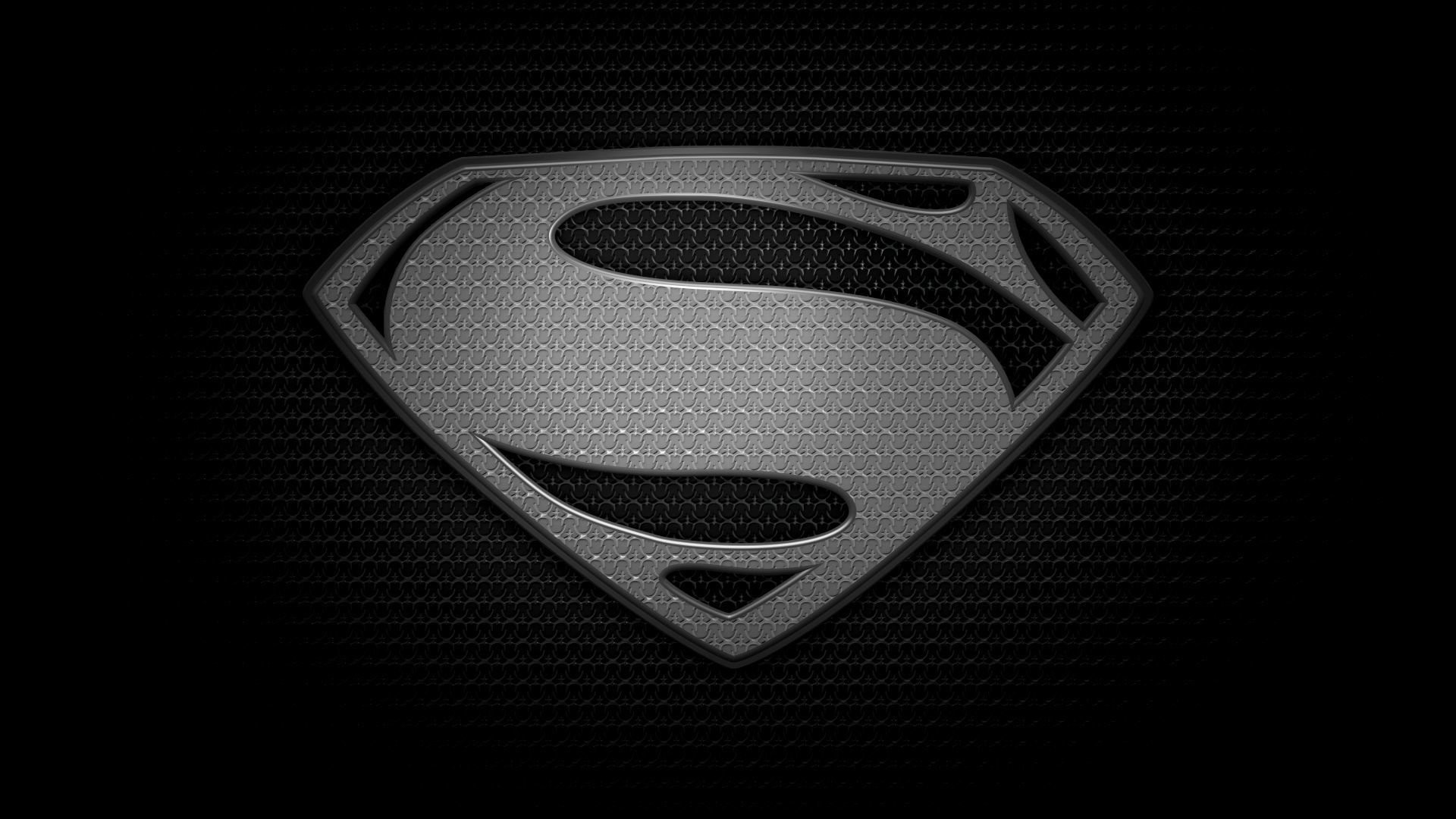 New Superman Logo Wallpaper 1