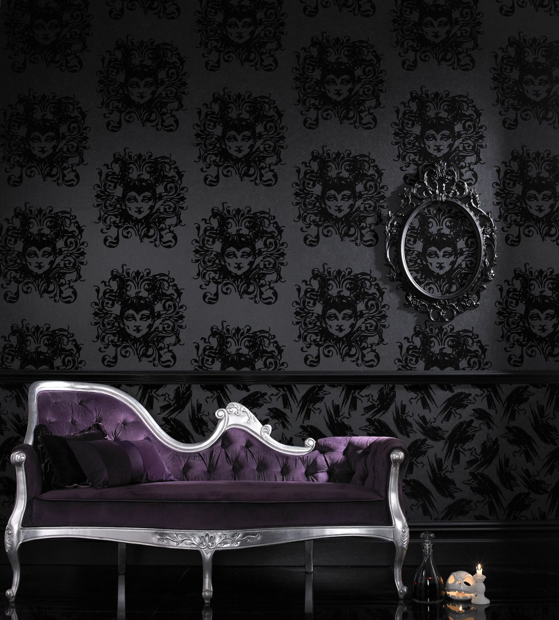 Cool gothic wallpapers for Cool wallpaper for walls