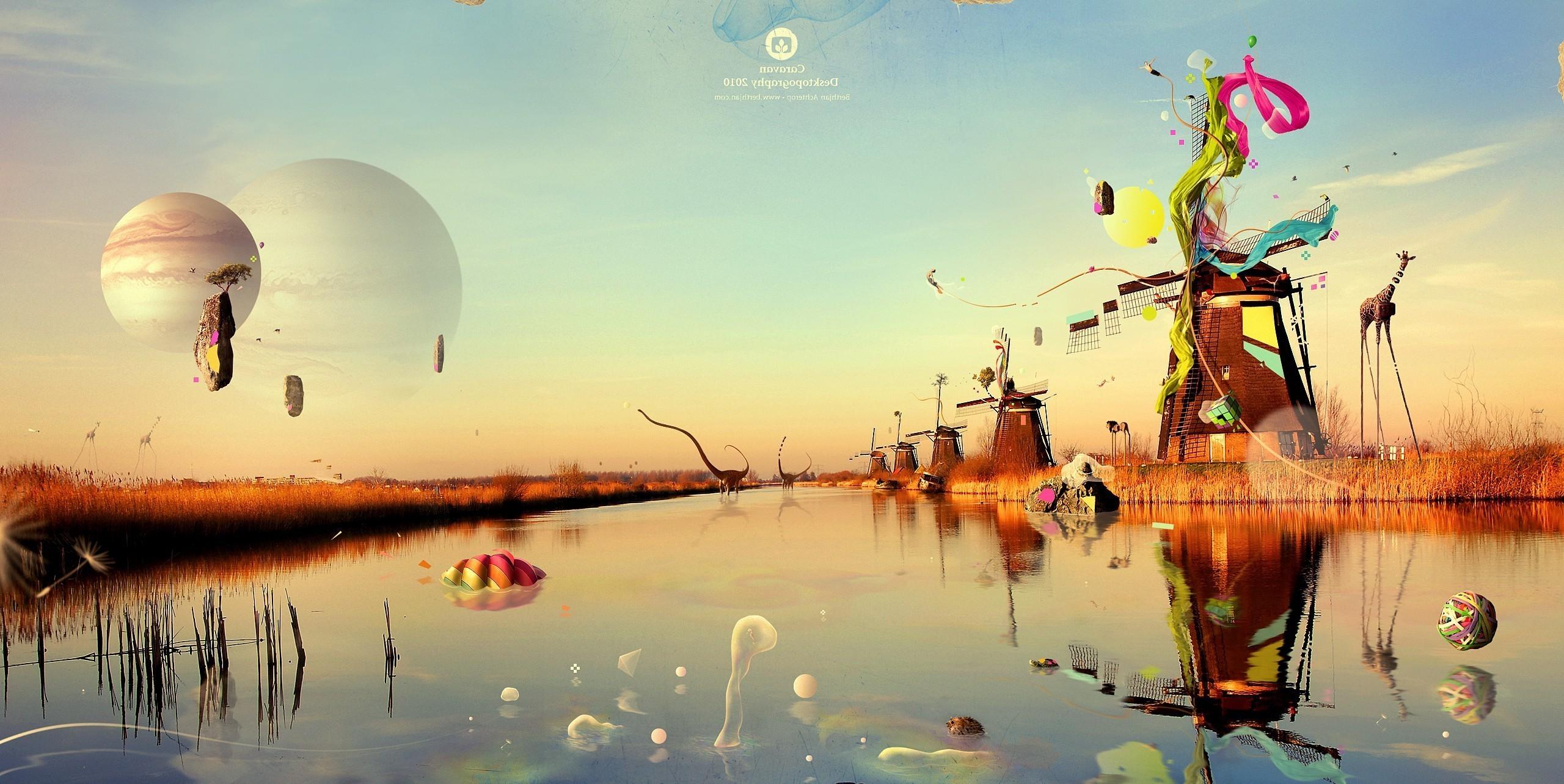 Backgrounds Surrealism Art Hd Desktop Wallpaper Widescreen: Surreal Desktop Backgrounds ·① WallpaperTag