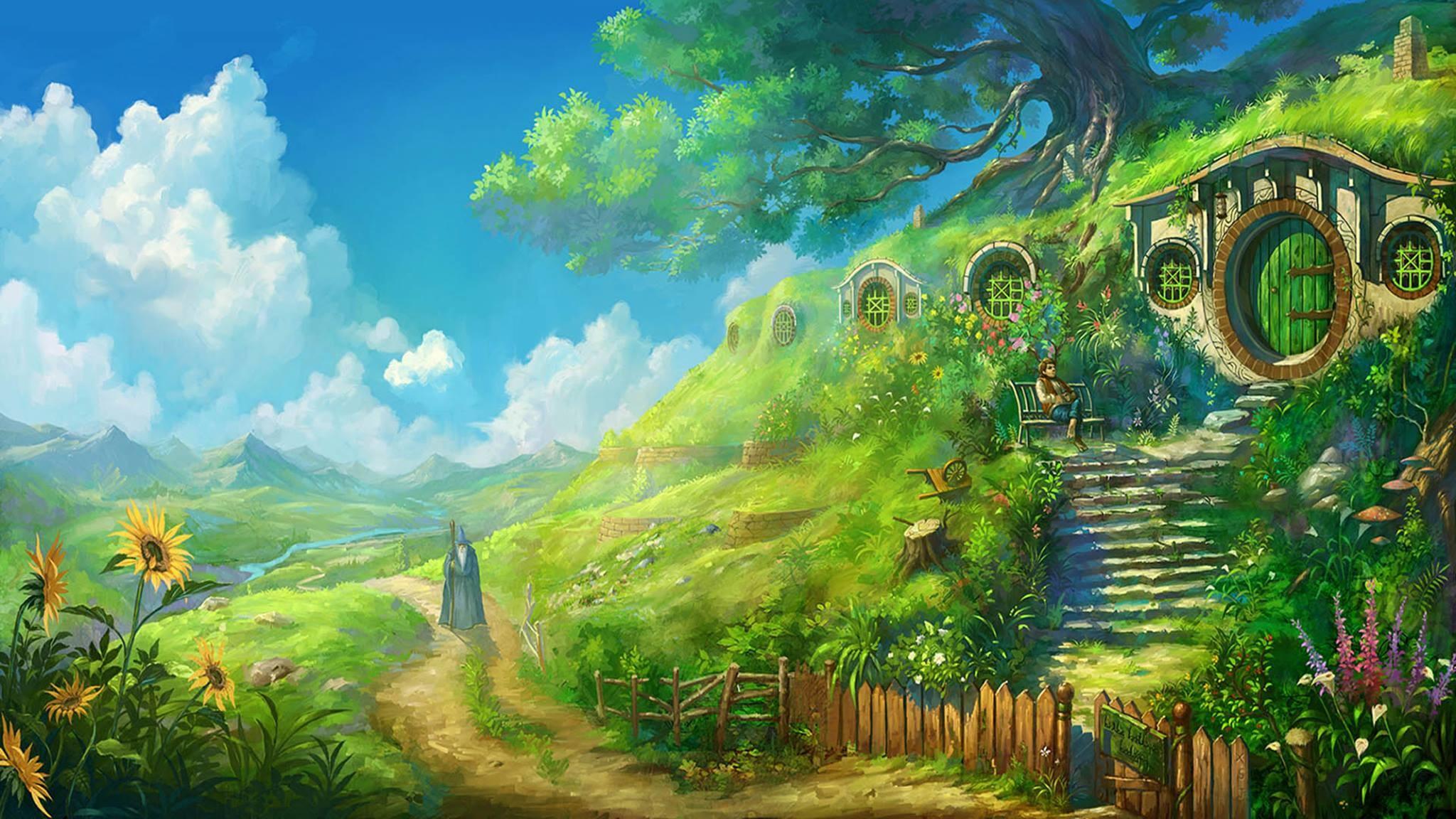 Ghibli Wallpapers 1