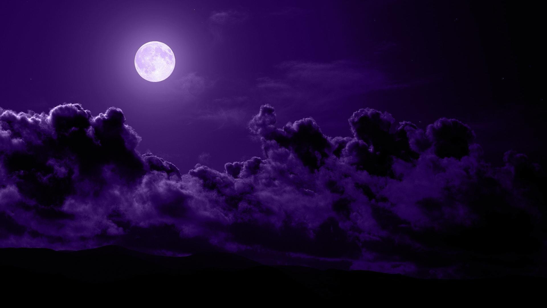 Wallpaper Moonlight
