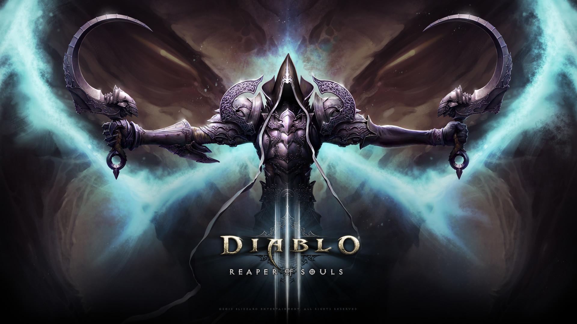 Diablo 3 Wallpapers Wallpapertag