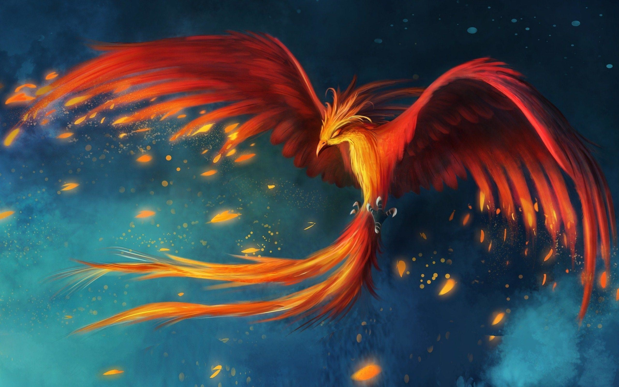 Phoenix Bird Wallpapers 1