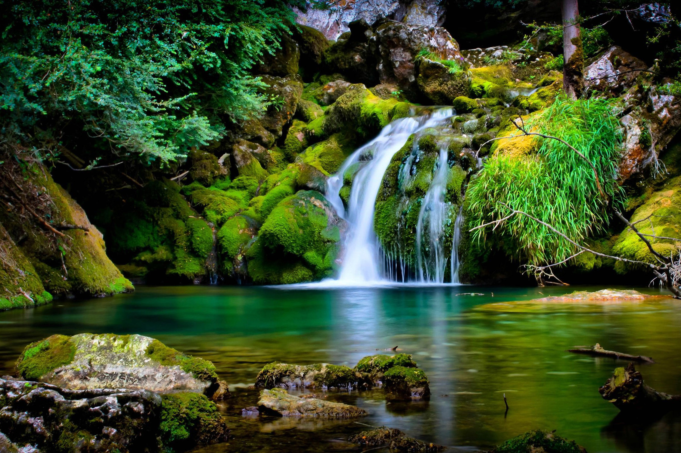 Nature Wallpaper High Definition ·① WallpaperTag