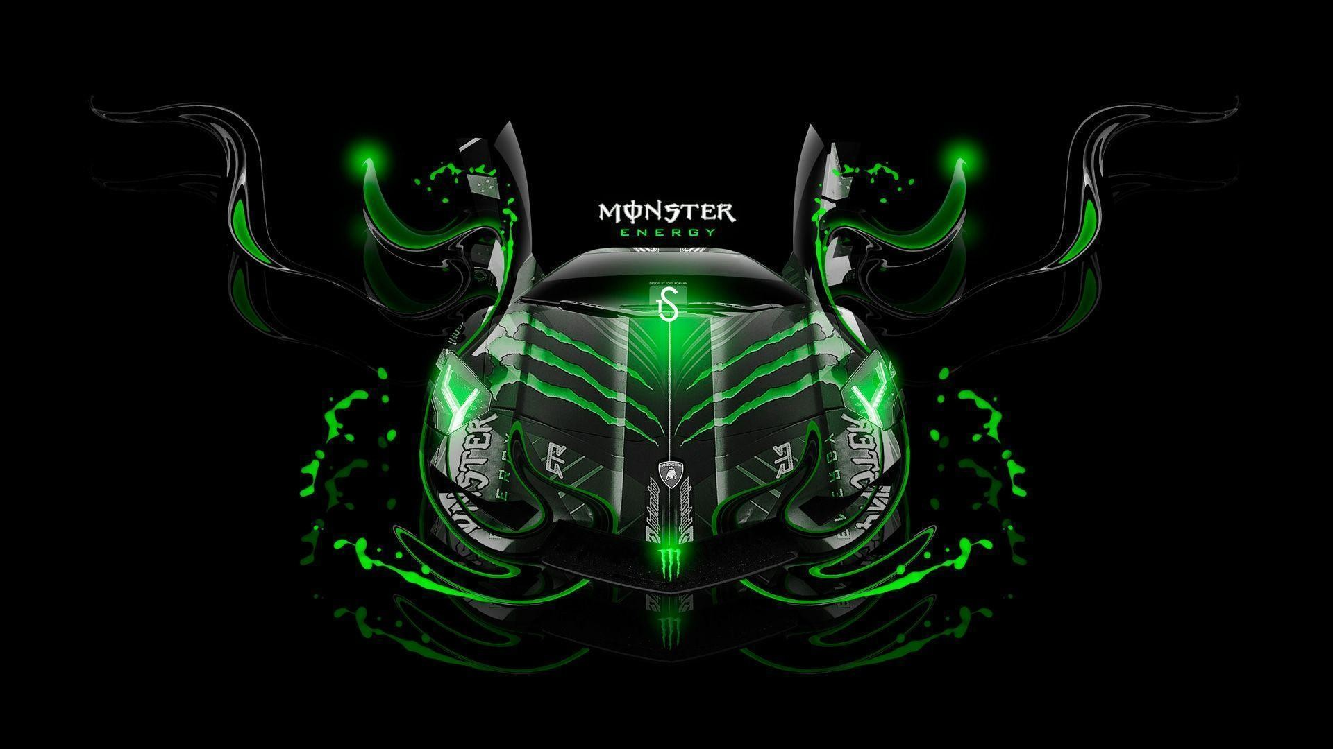 Monster Energy Wallpapers 1