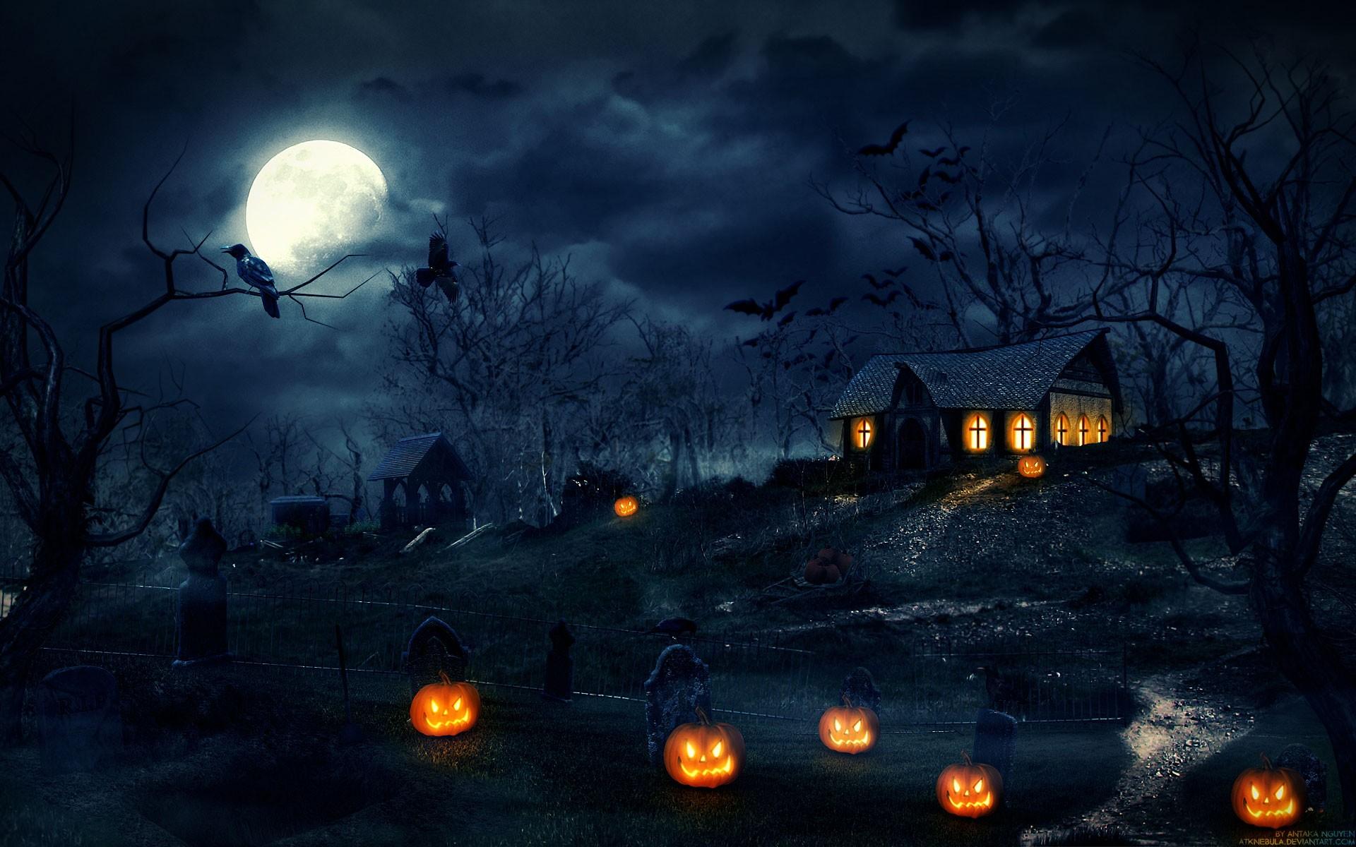 23+ Halloween backgrounds desktop ·① Download free amazing ...