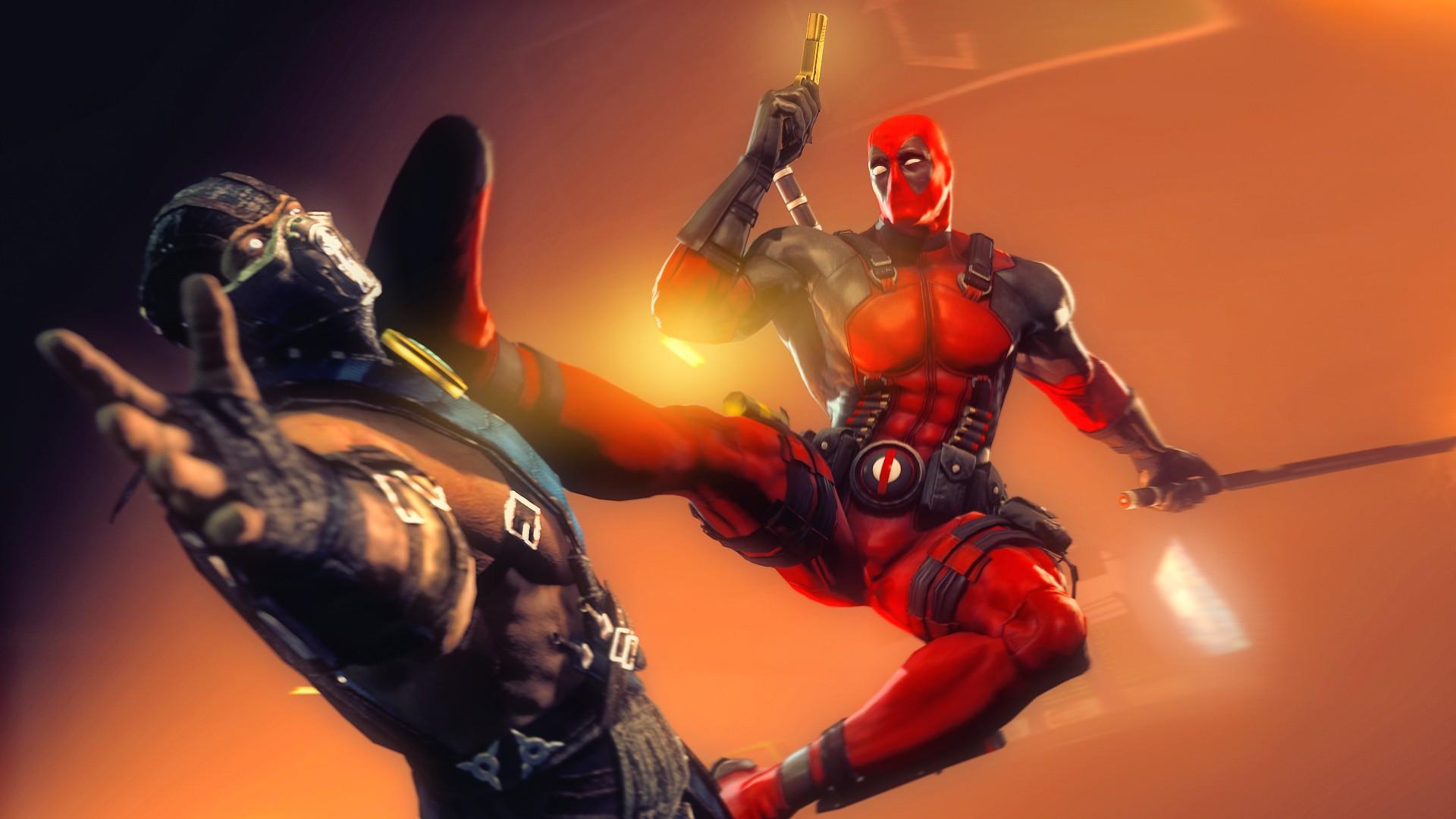 Deadpool wallpaper 1920x1080 ·① Download free stunning HD ... Deadpool Vs Spiderman Wallpaper 1920x1080