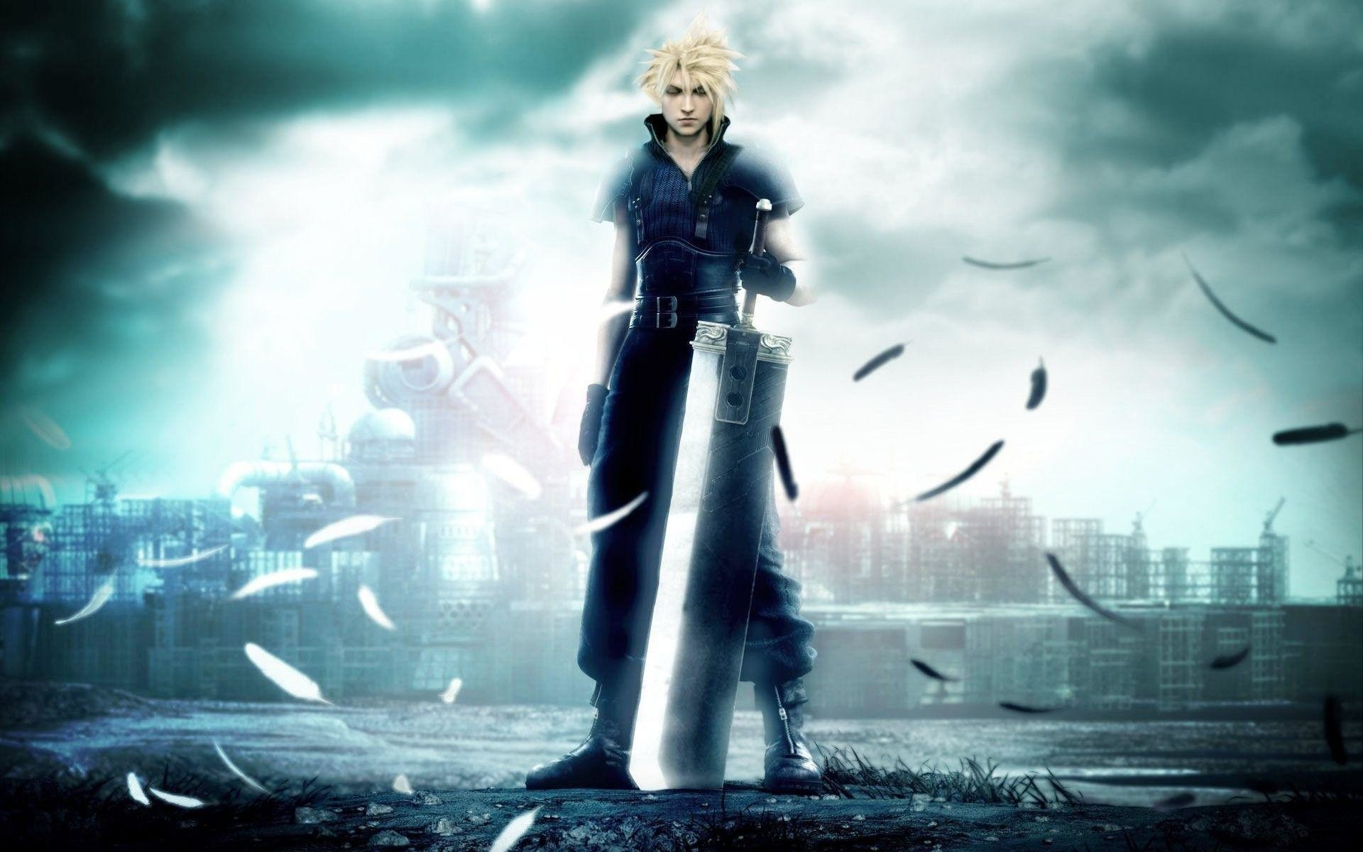 Wallpaper Cloud Final Fantasy ·â'  WallpaperTag