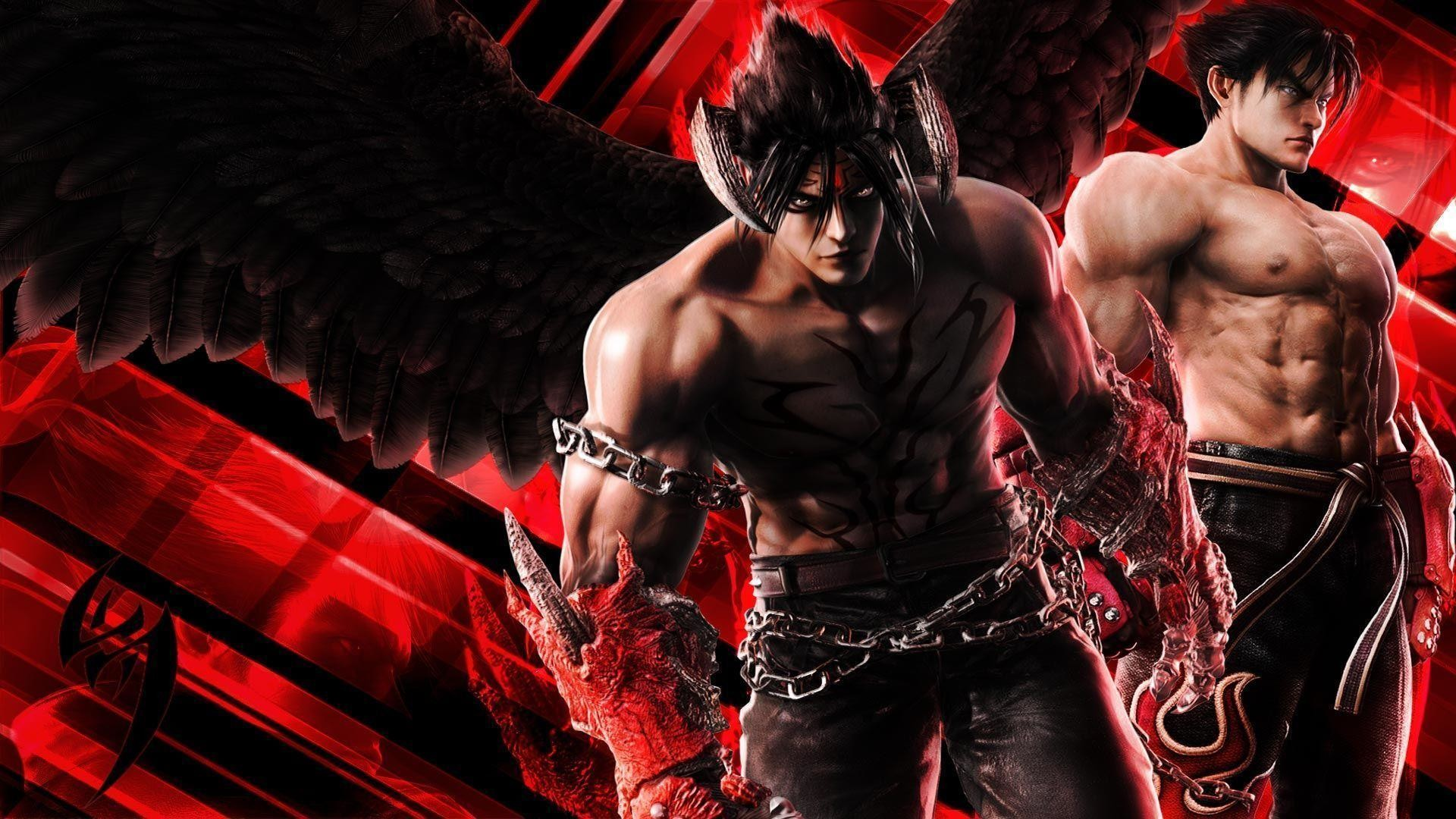 Jin Kazama Wallpaper Tekken 6 ①