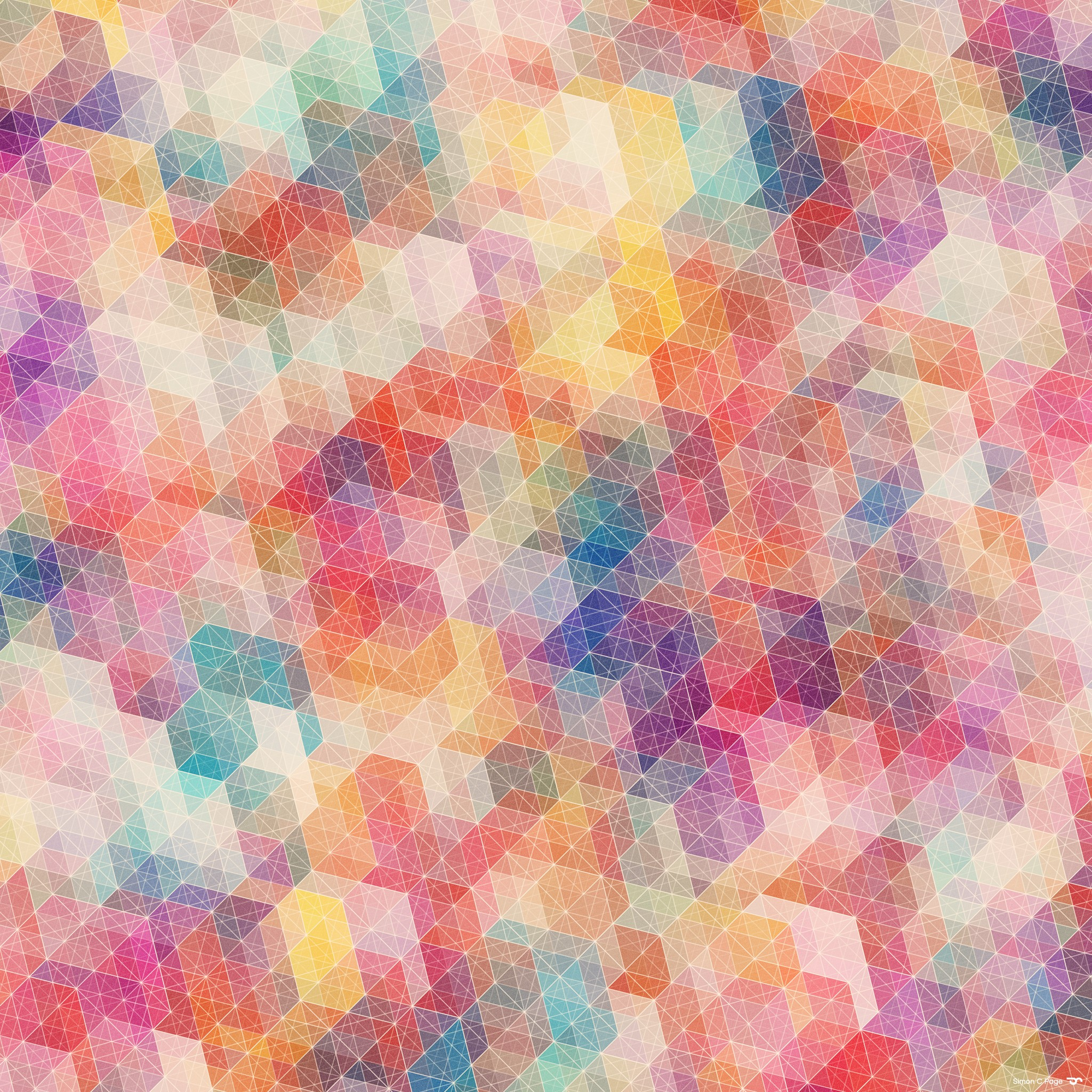 35+ Geometric Backgrounds ·① Download Free Full HD