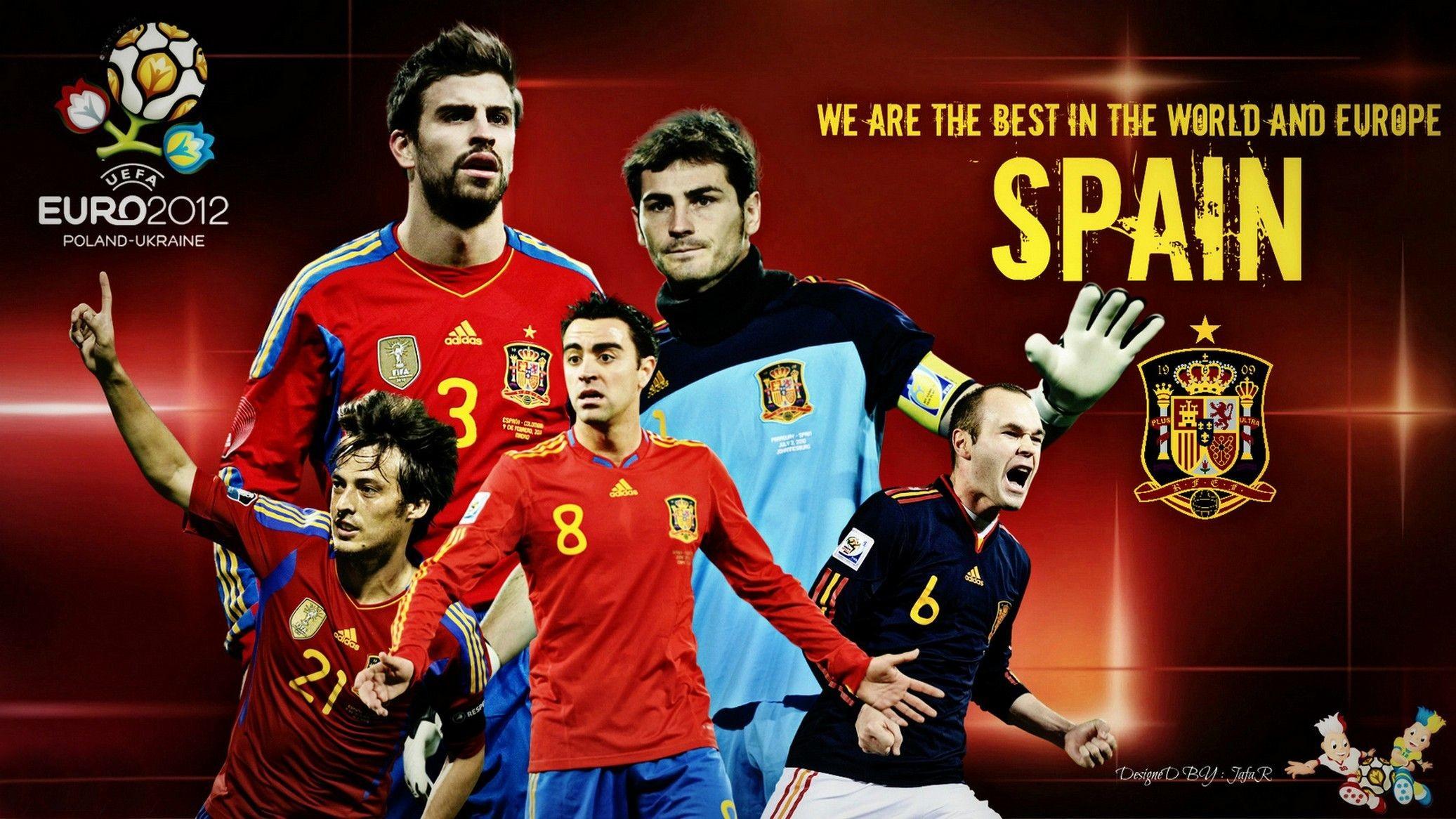 Spain National Team Wallpaper 2018 ·① WallpaperTag