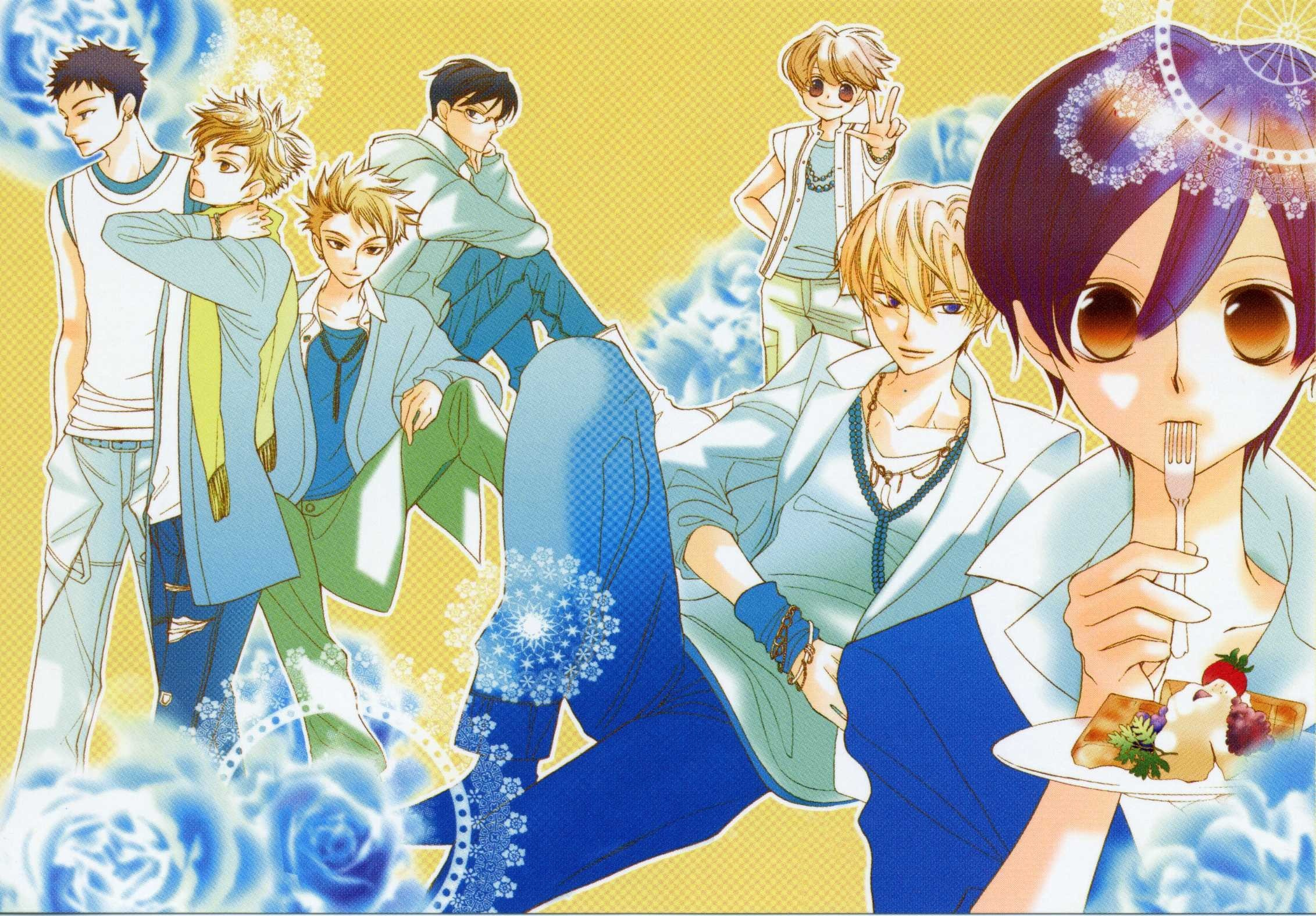 Ouran High School Host Club Wallpapers Wallpapertag