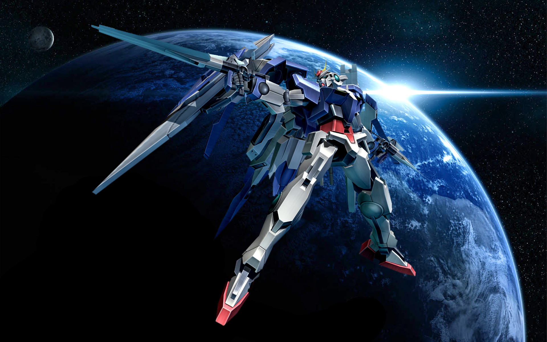 Gundam 00 HD Wallpaper