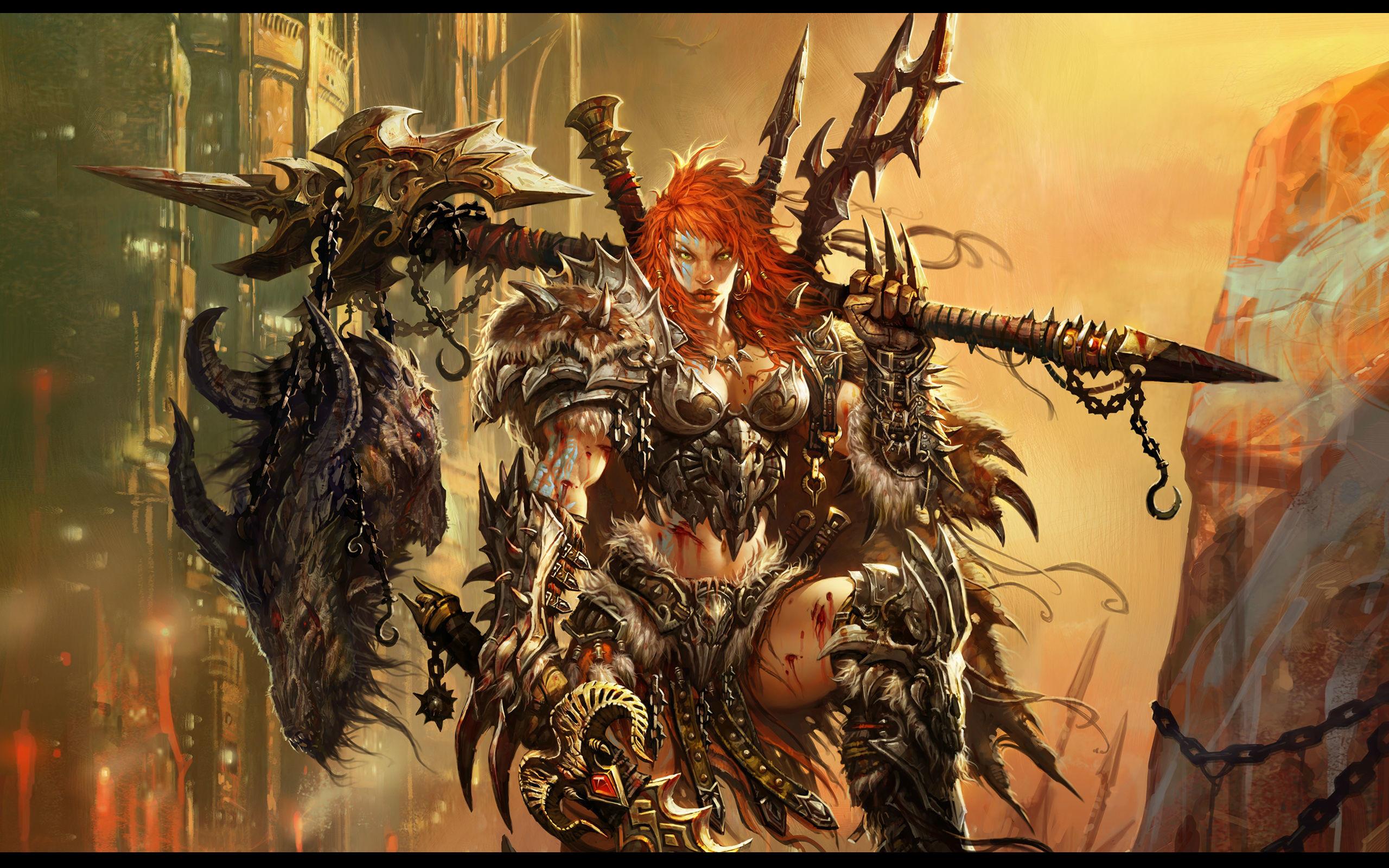 Diablo 3 Wallpaper 1920x1080: Diablo 3 Barbarian Wallpaper 1920x1080 ·① WallpaperTag