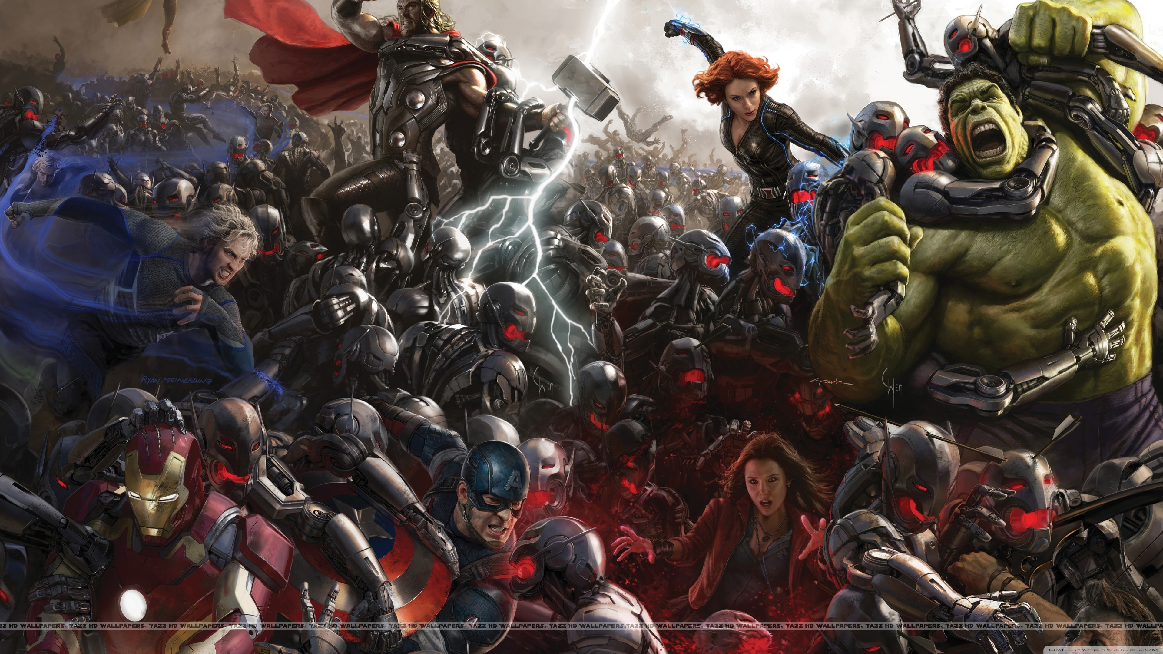 Avengers Wallpaper ① Download Free Amazing Full Hd Wallpapers Of