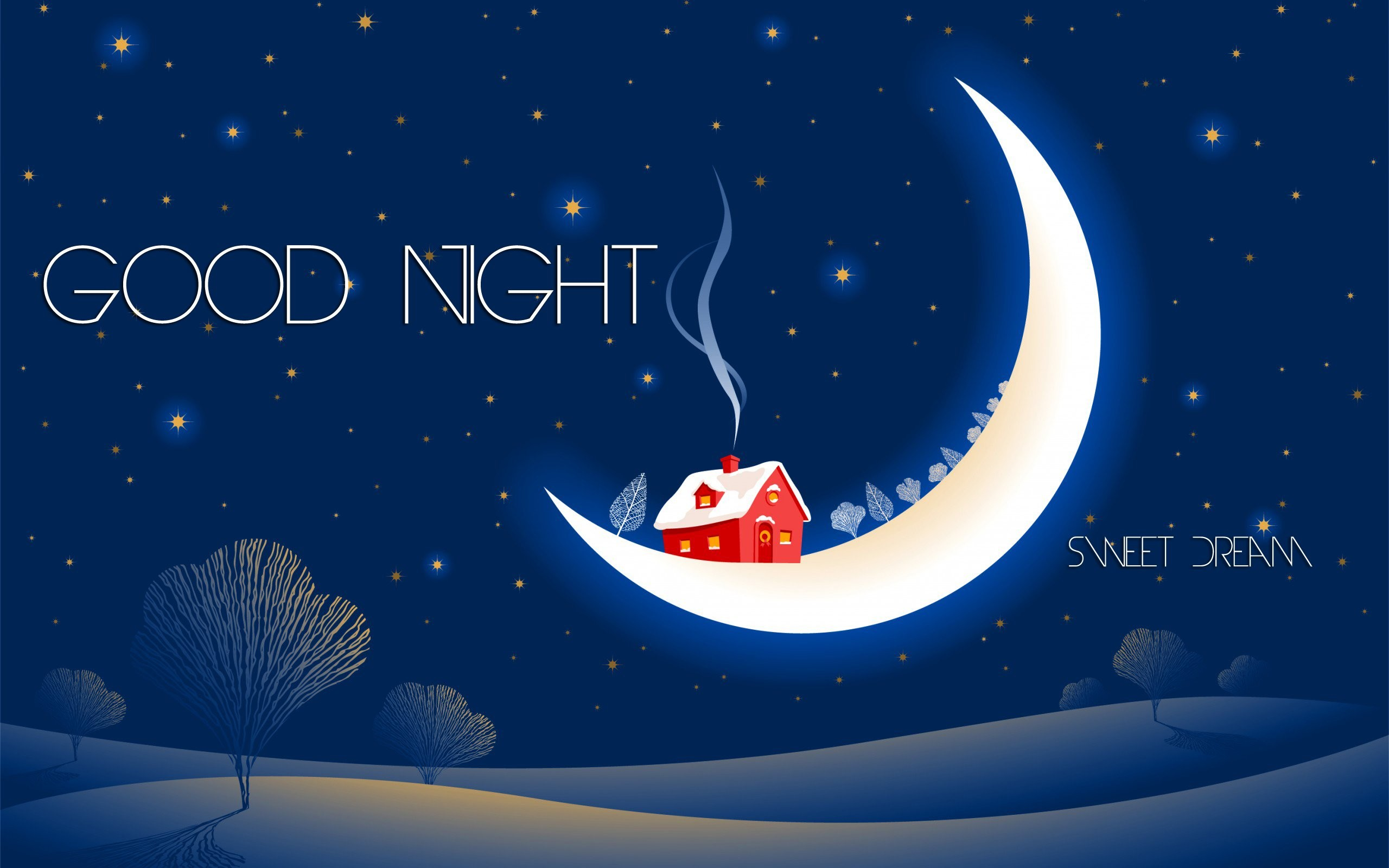 Good Night Wallpapers Wallpapertag