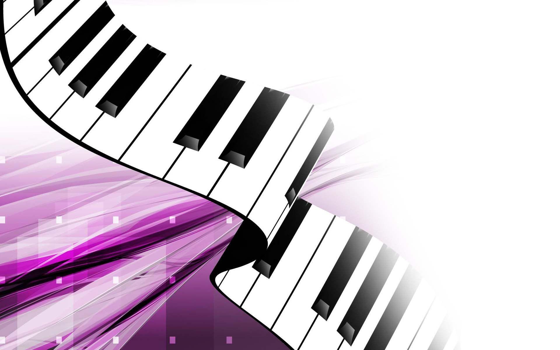 Раскраска папе, картинка с клавишами фортепиано