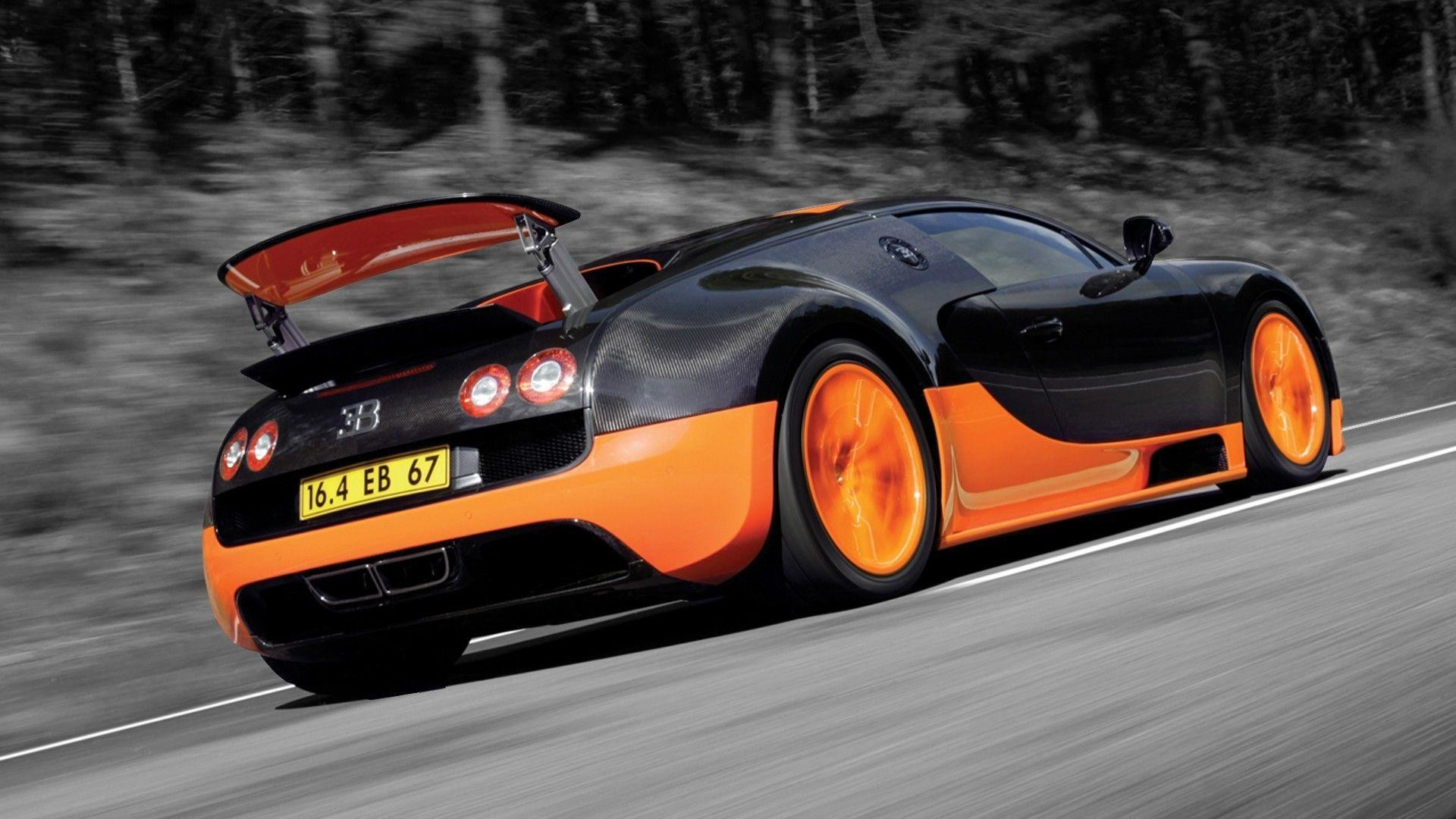 Bugatti Veyron Super Sport Wallpaper Wallpapertag