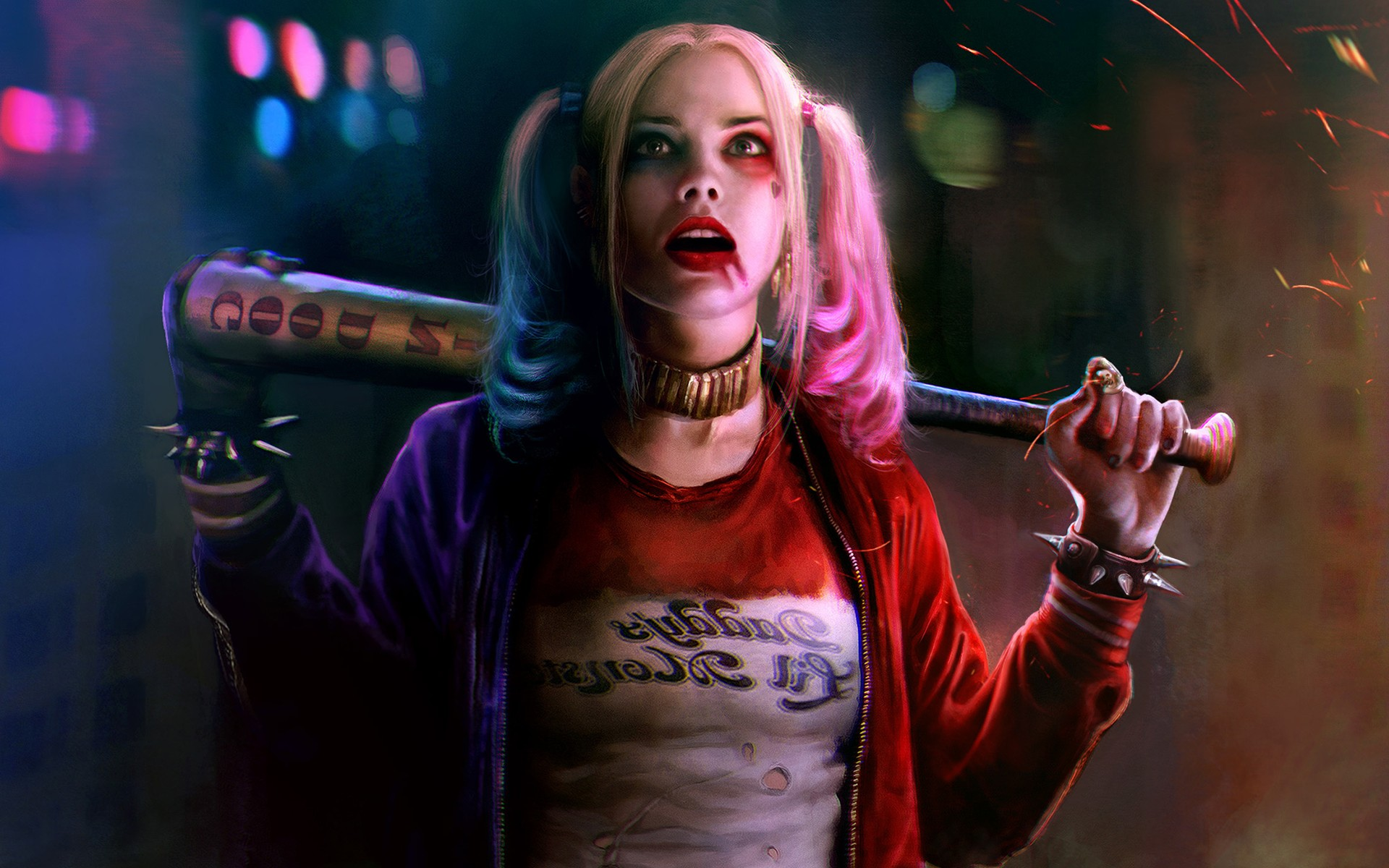 Harley quinn wallpaper download free cool wallpapers of - Harley quinn hd wallpapers for android ...