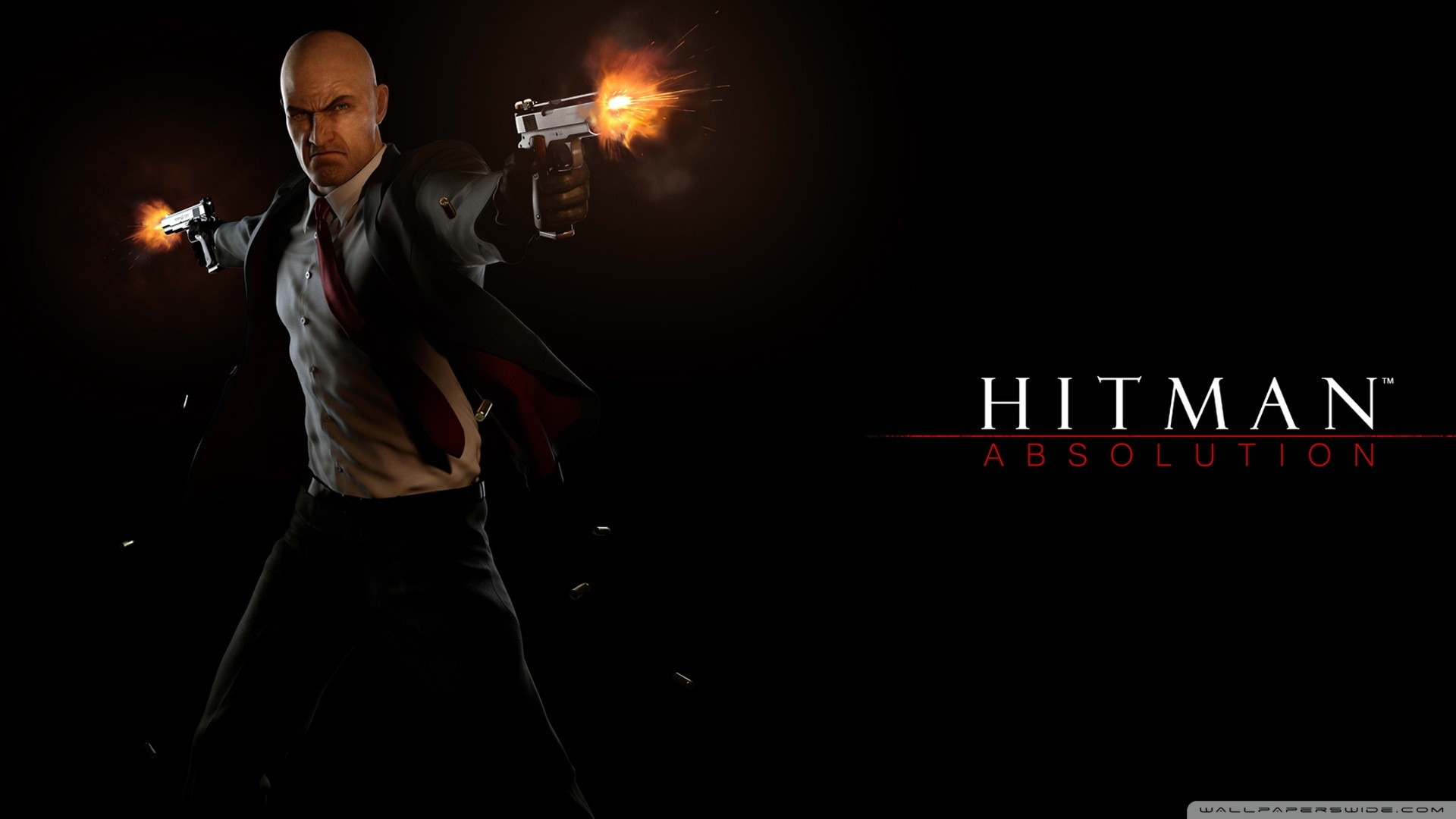 1920x1080 Hitman Absolution Duel Silverballers Wallpapers HD / Desktop and Mobile Backgrounds