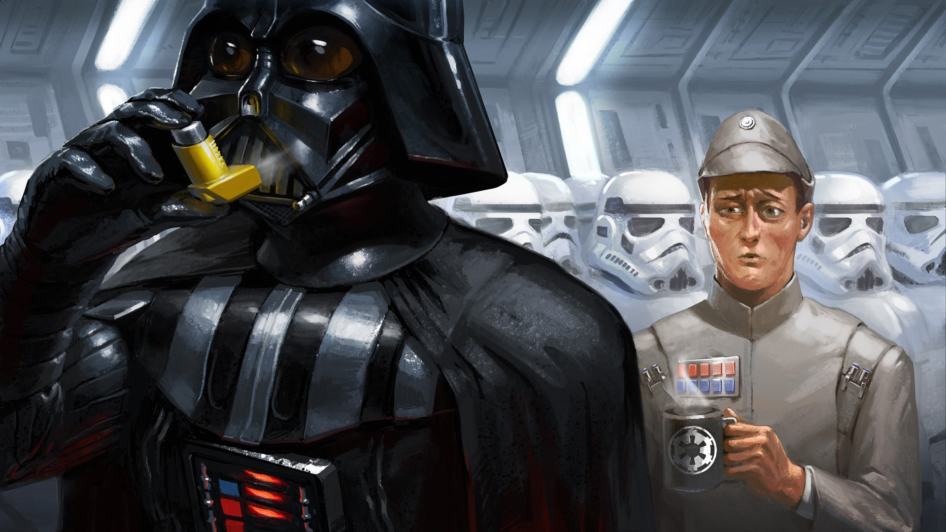 Darth vader wallpaper hd 1920x1080 download free - Star wars cool backgrounds ...