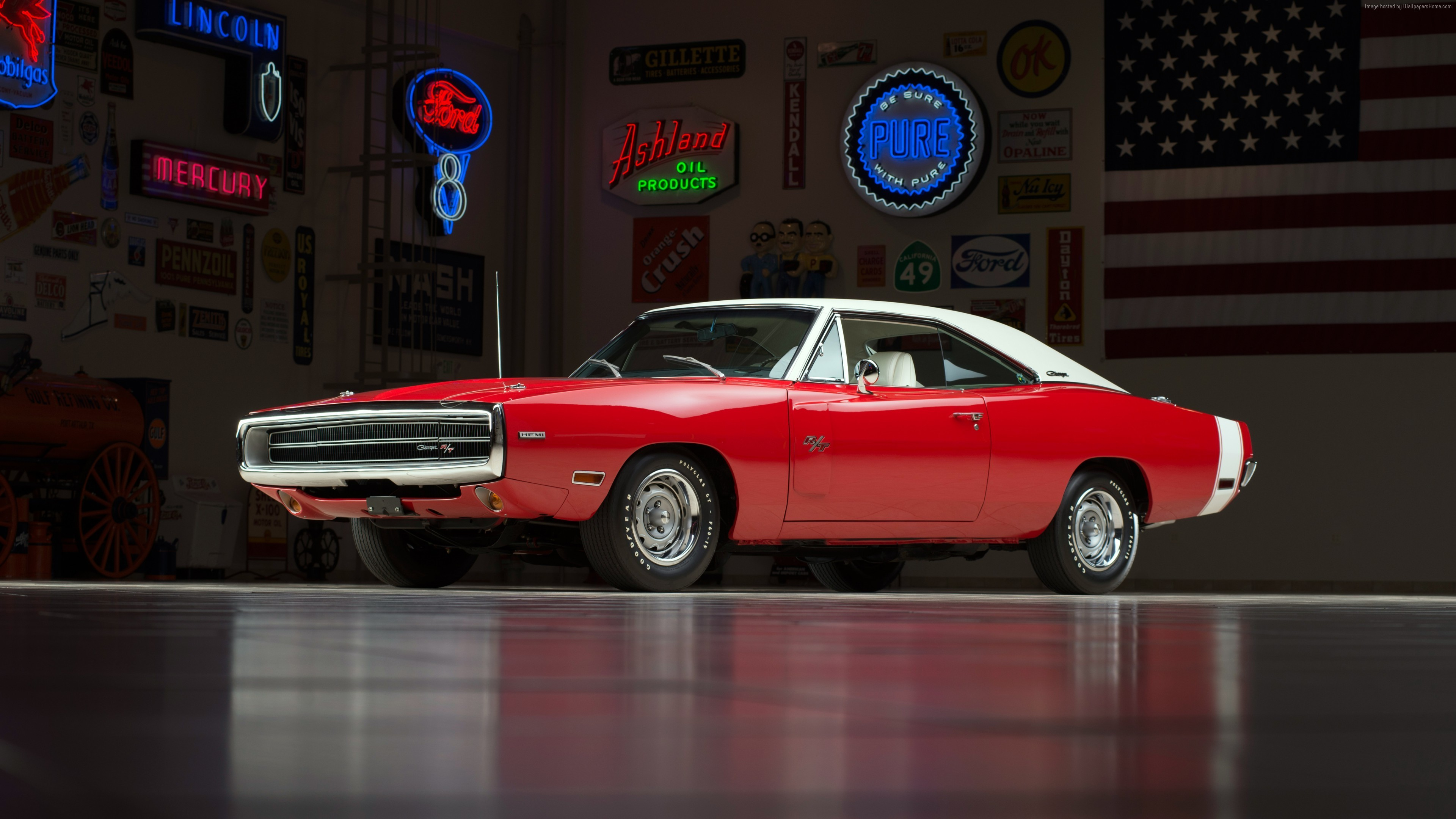 Old Muscle Cars HD Wallpapers ·①