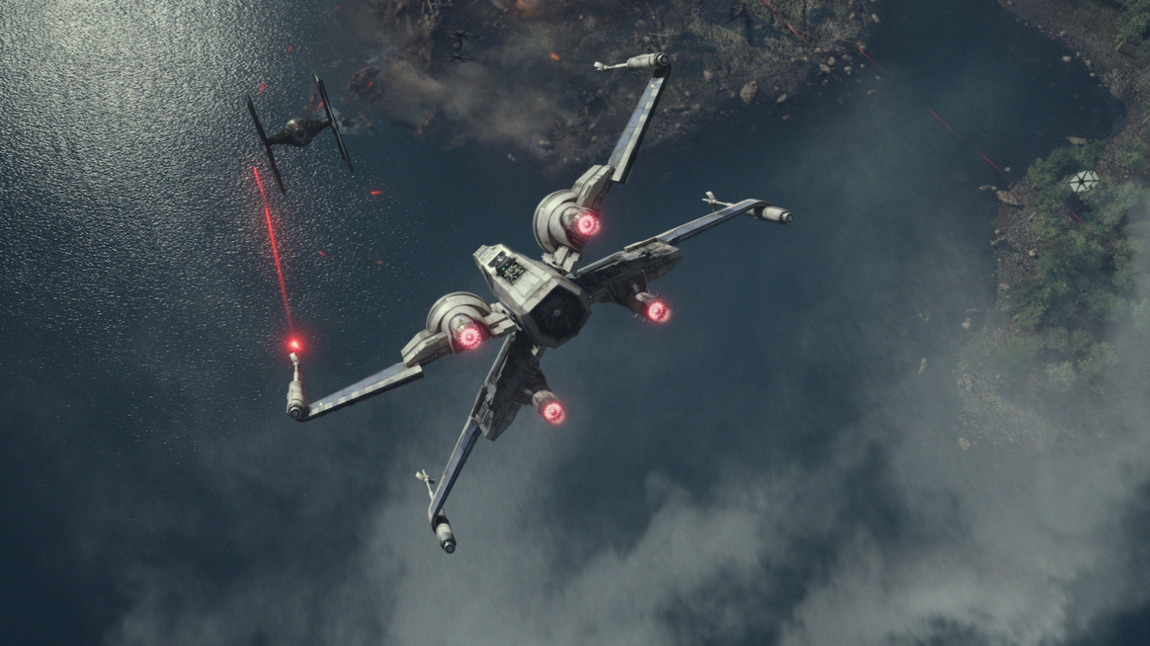4K Star Wars wallpaper ·â' Download free stunning full HD
