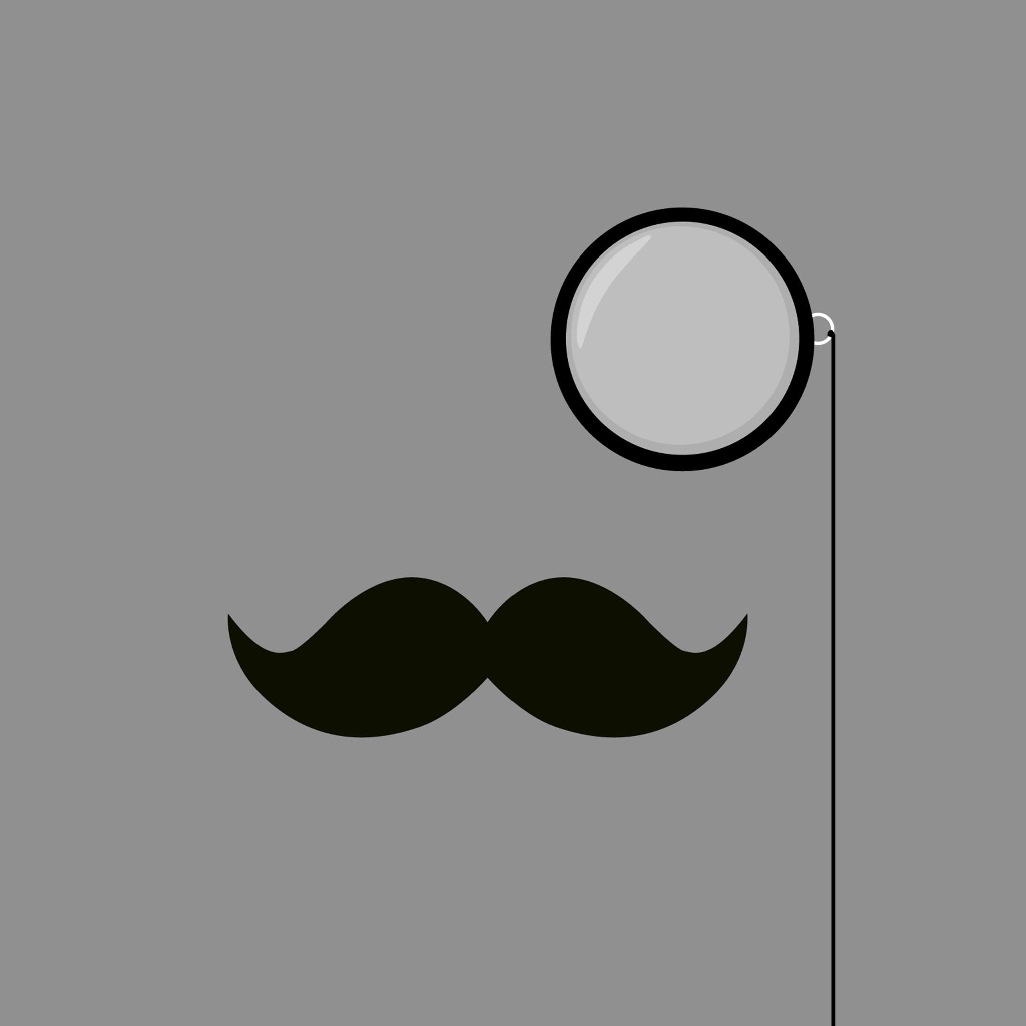 Moustache Wallpaper 1