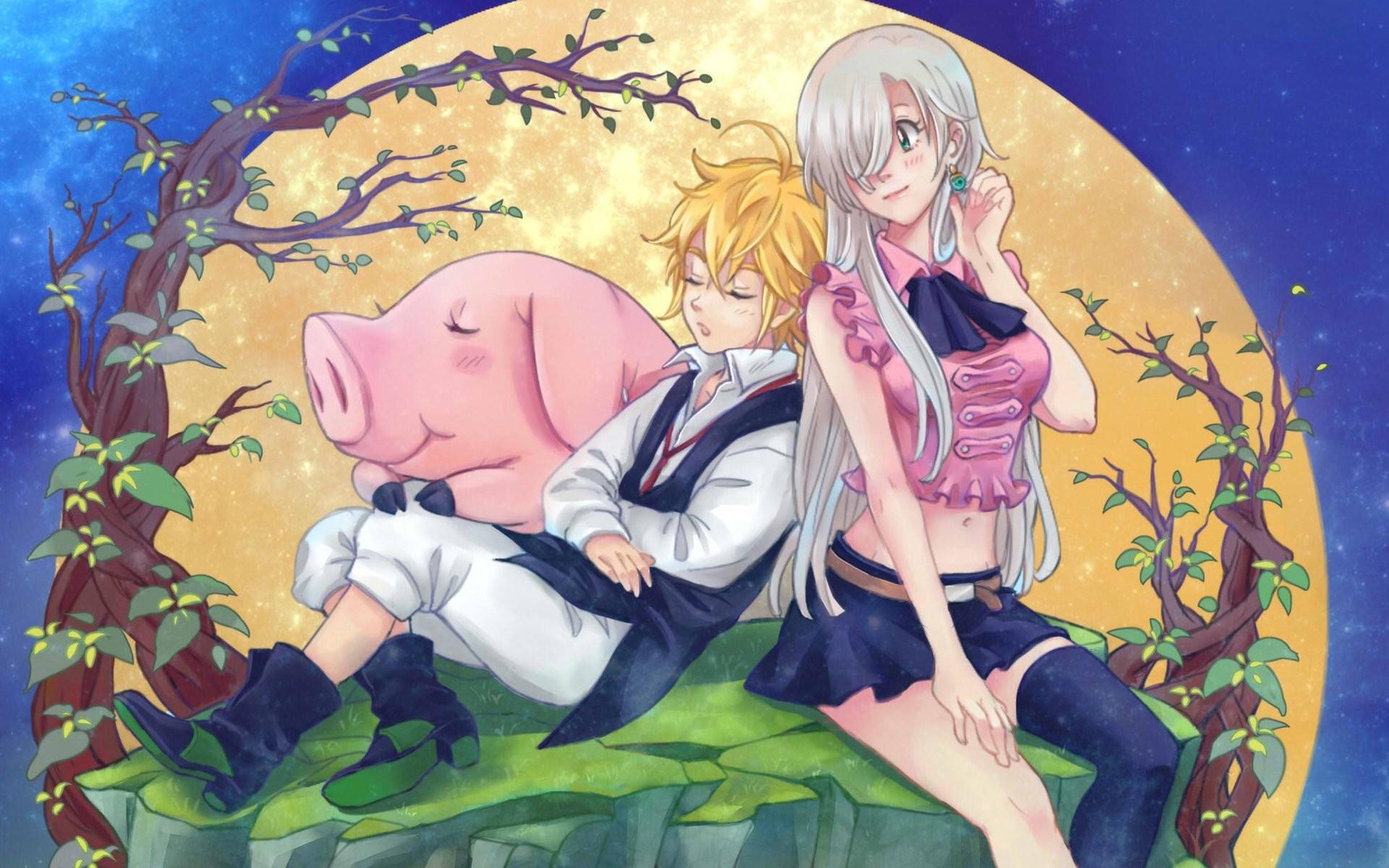 Unduh 73 Wallpaper Anime Hd Meliodas Gratis Terbaik
