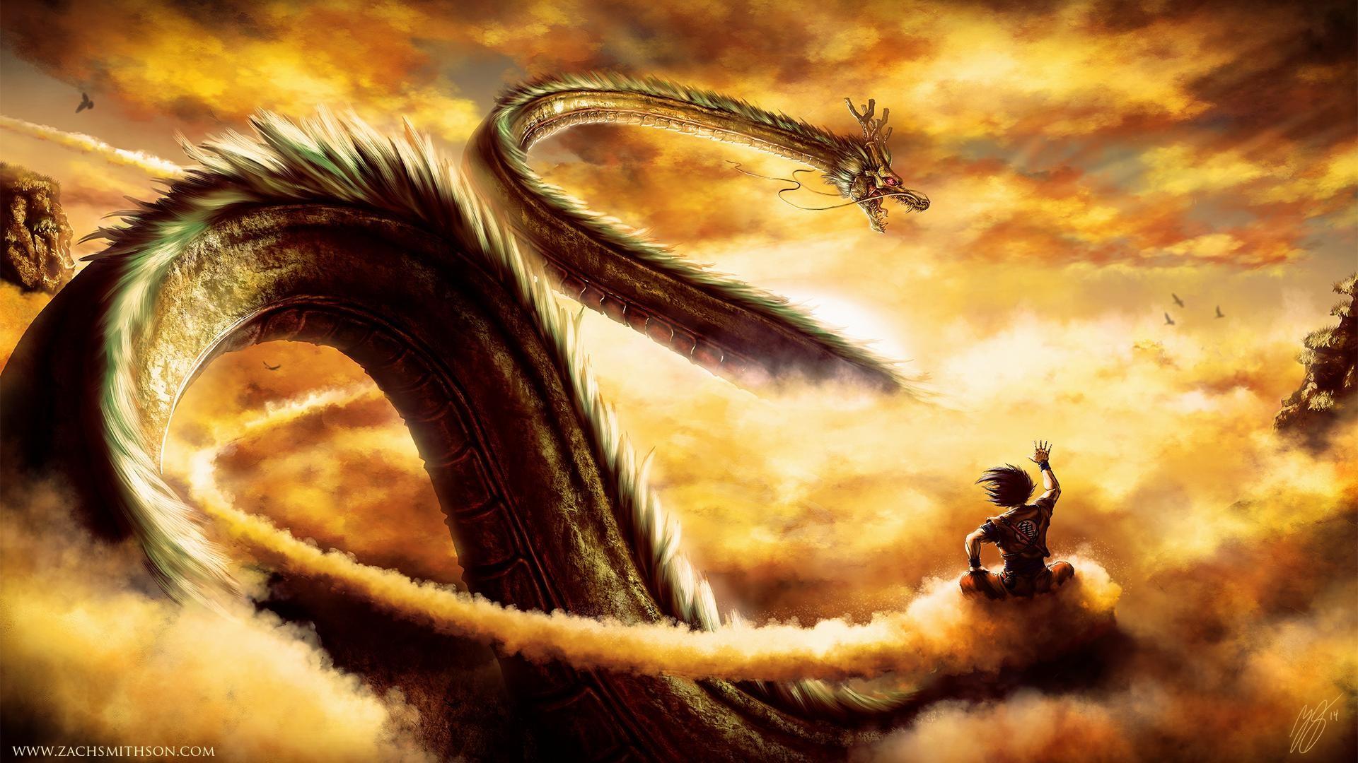 Dragon Ball Gt Hd Wallpapers ①
