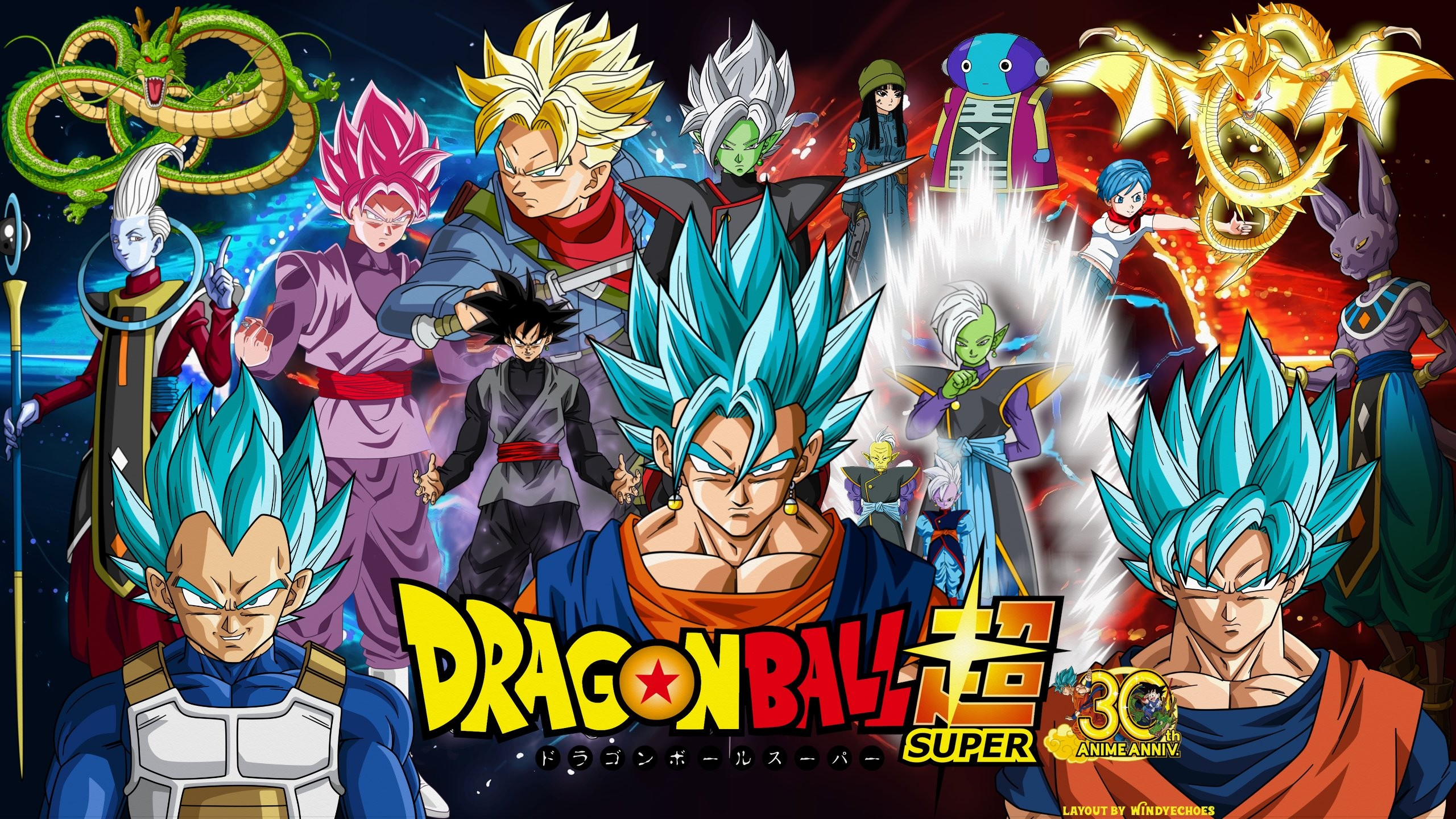 Dragon Ball Super Wallpaper Hd 1920x1080: Dragon Ball Super Wallpaper ·① Download Free Awesome Full