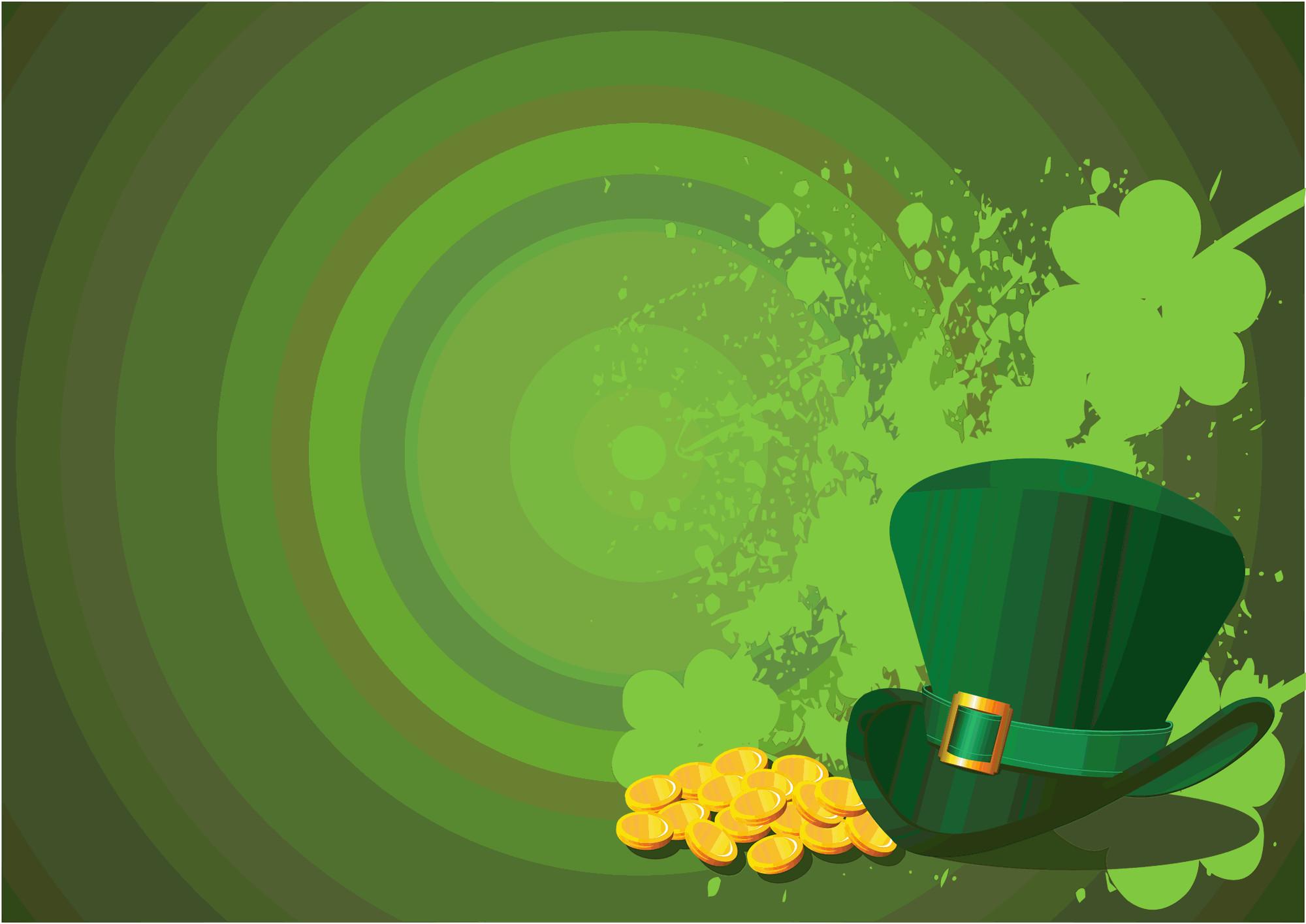 St Patricks Day Desktop Wallpaper ·①