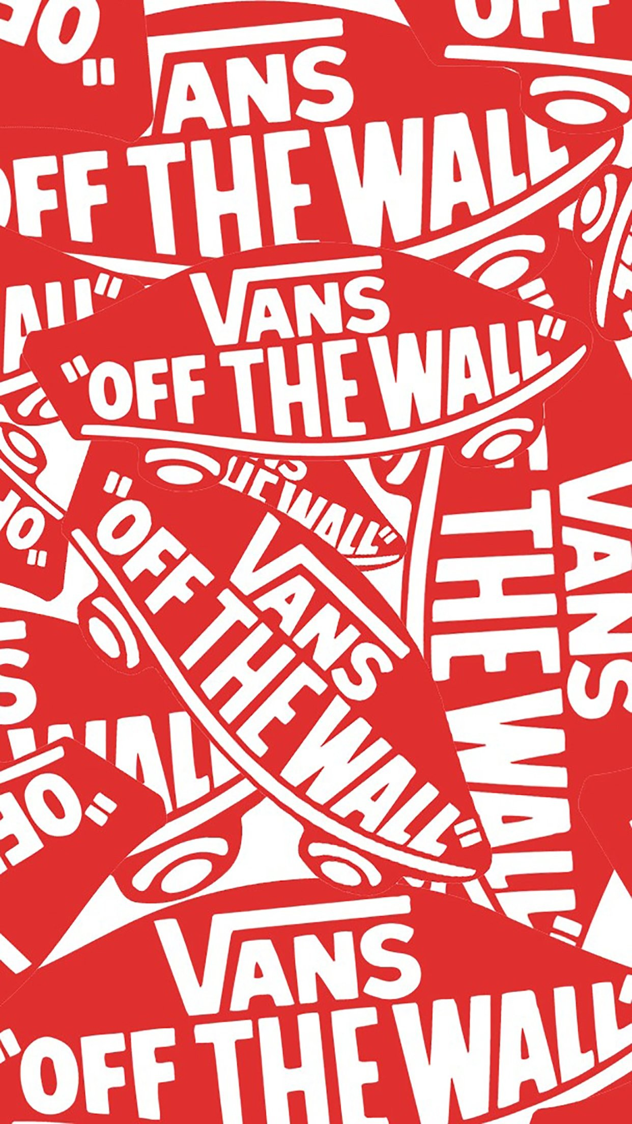 vans off the wall background