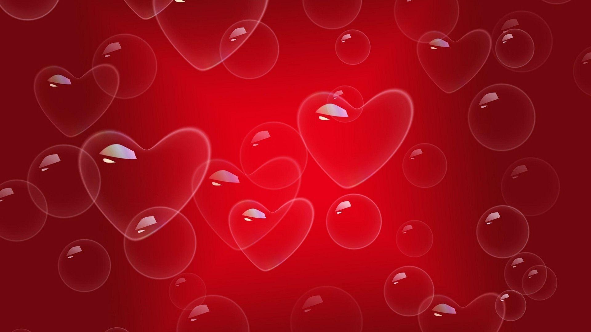 Love Heart Wallpaper Hd Wallpapertag: Red Background HD ·① Download Free Beautiful Full HD
