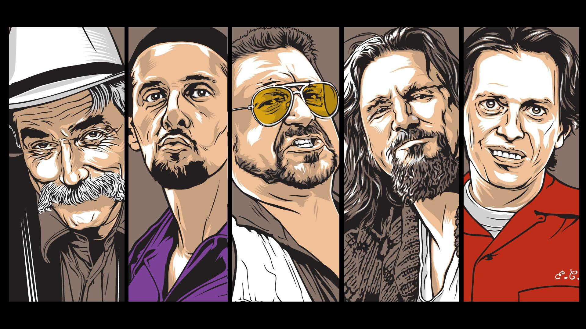 The Big Lebowski Wallpaper Wallpapertag