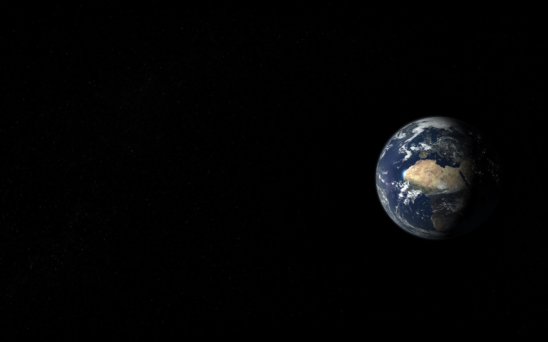 Dark Space Wallpaper: Dark Space Background ·①