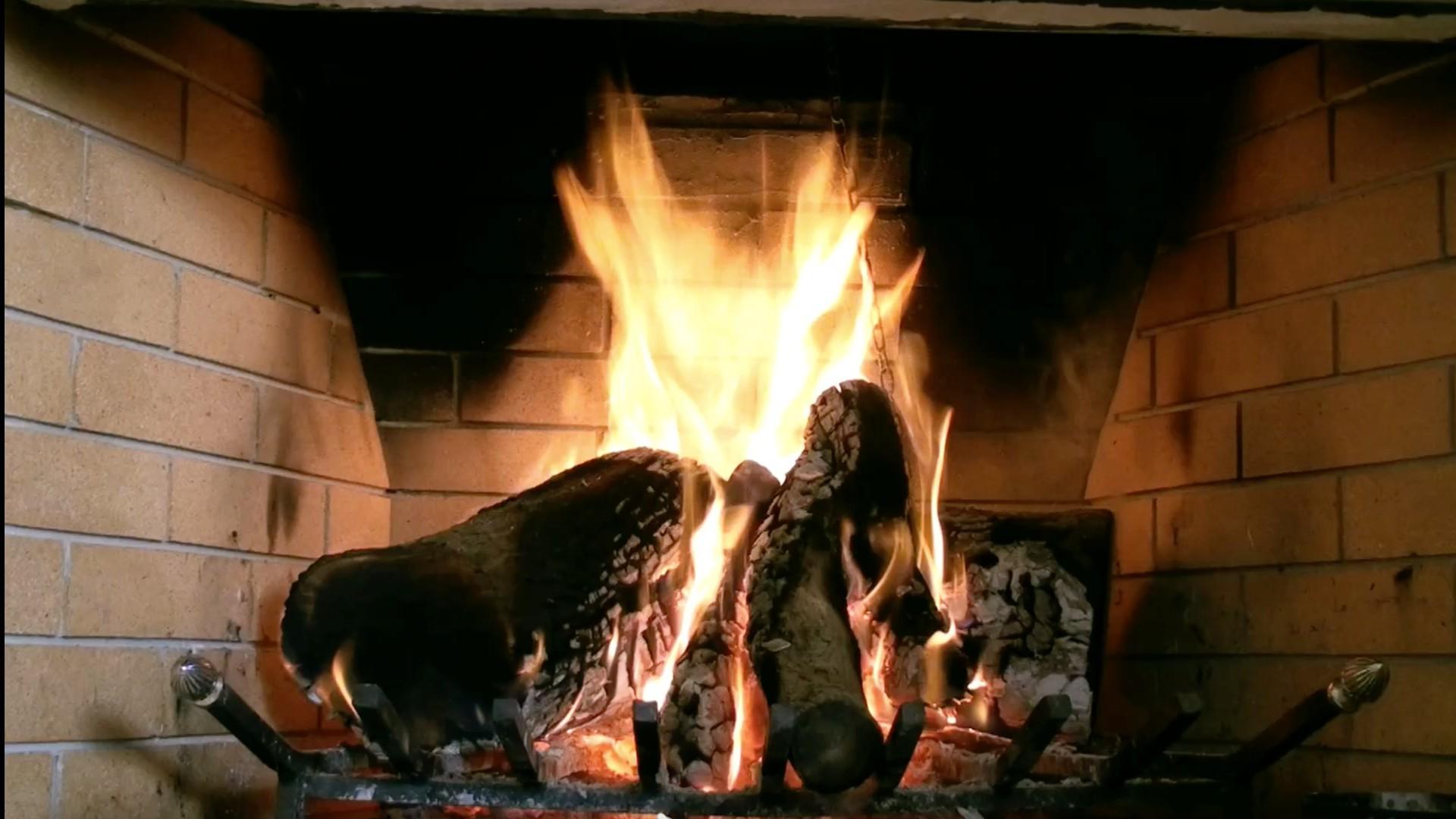 Fireplace Wallpaper 183 ① Download Free Stunning Hd