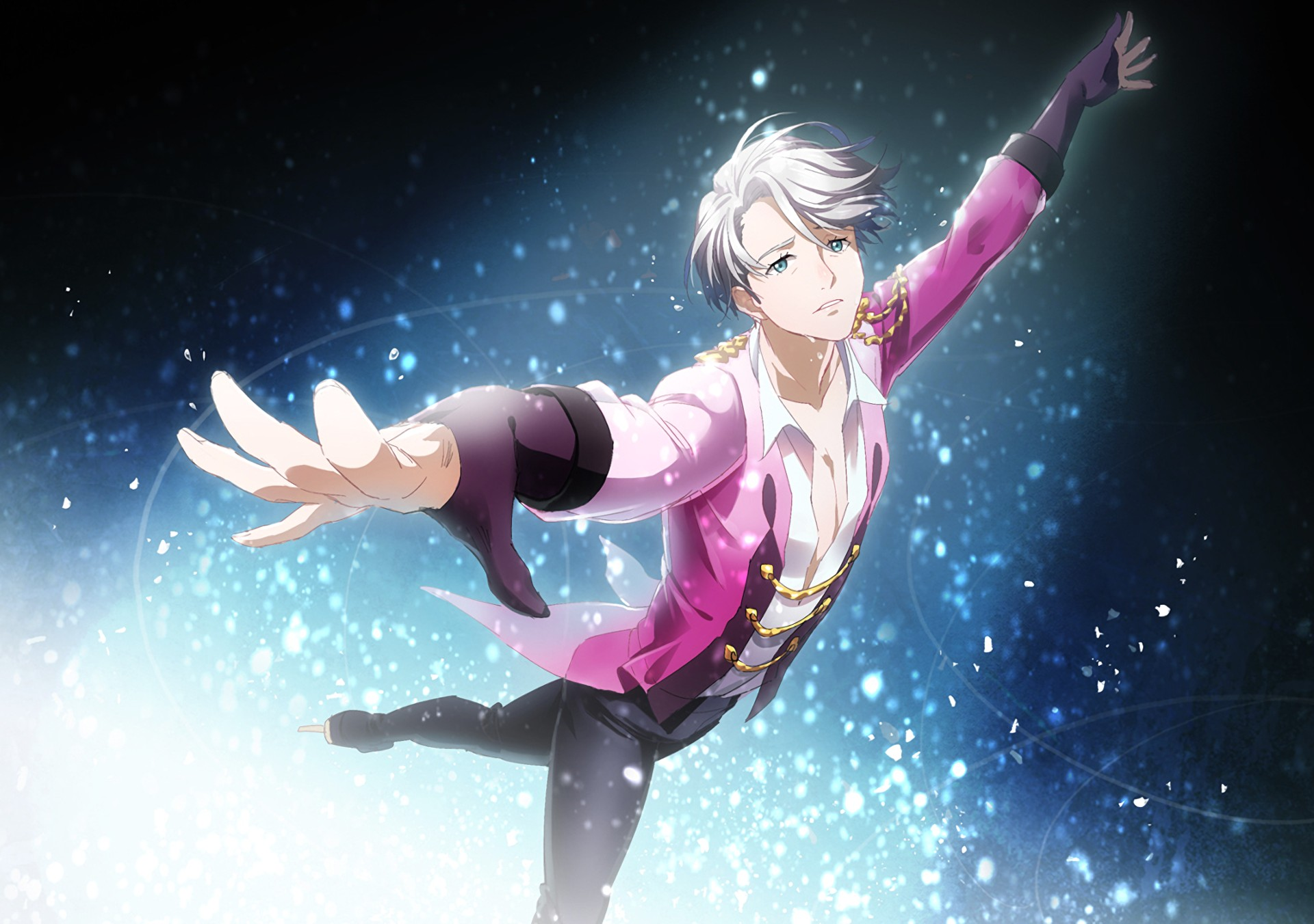 Yuri On Ice Wallpaper Download Free Stunning Backgrounds For
