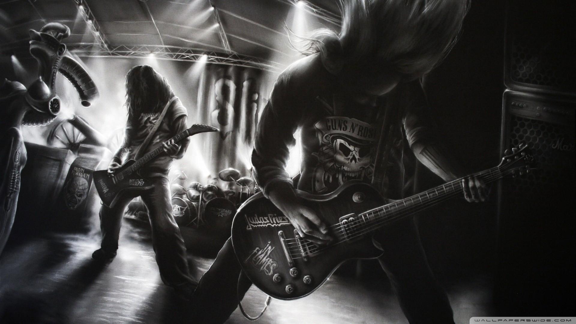 Rock Music Wallpapers Wallpapertag